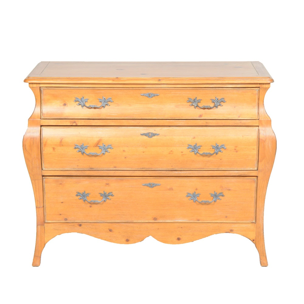 Ethan Allen French Provincial Pine Chest of Drawers