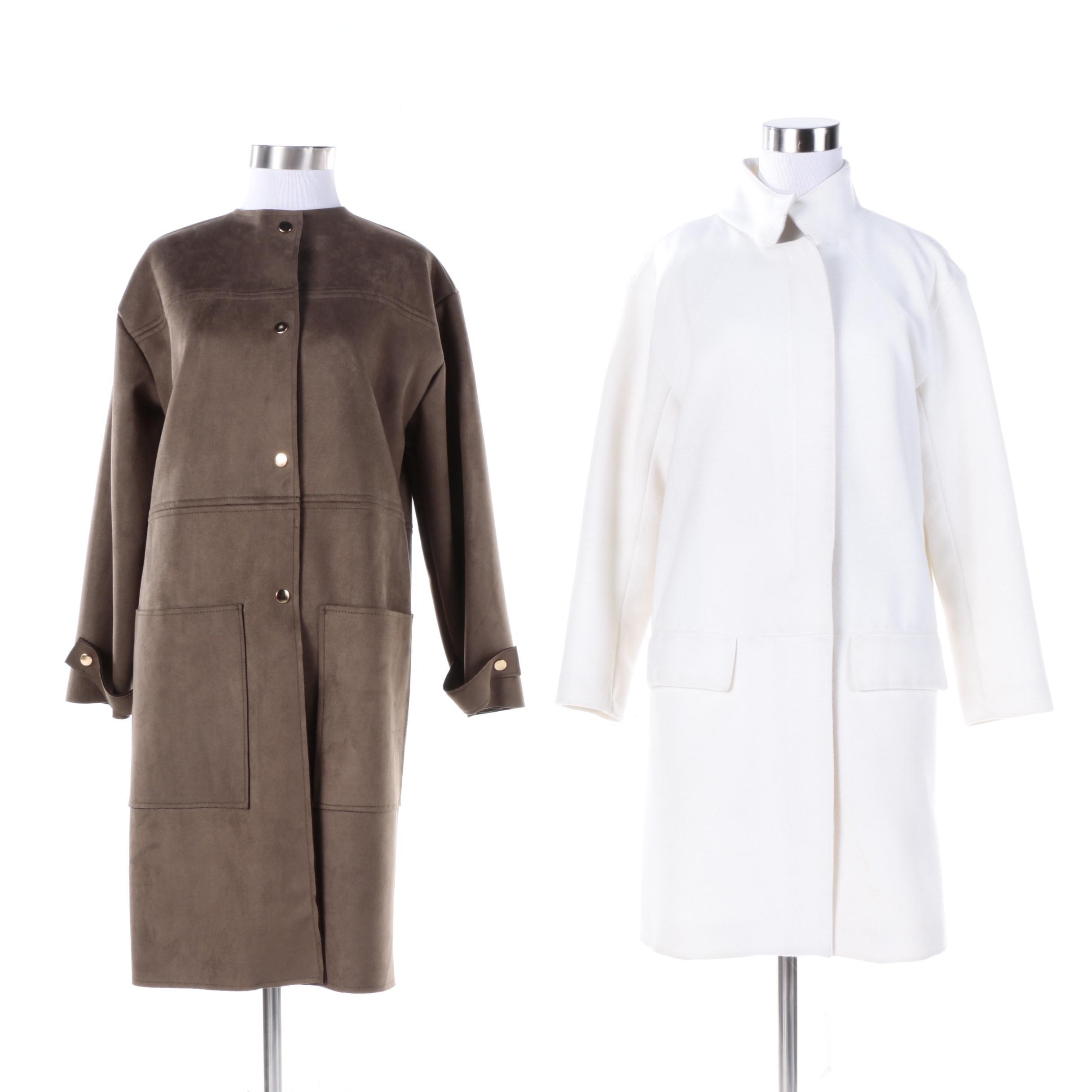 Women's Zara Collection and Zara Woman Coats