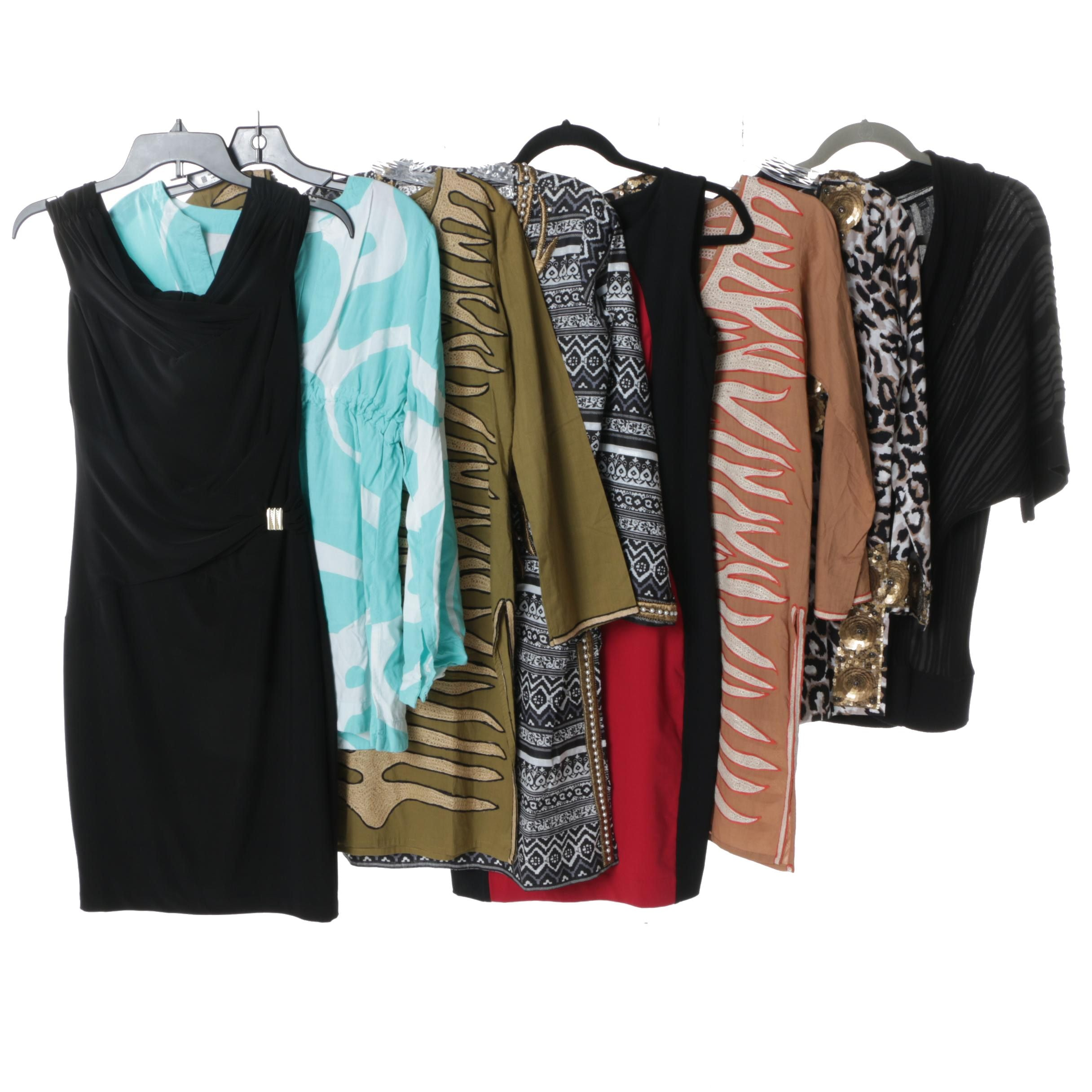Collection of Women's Tunics and Dresses