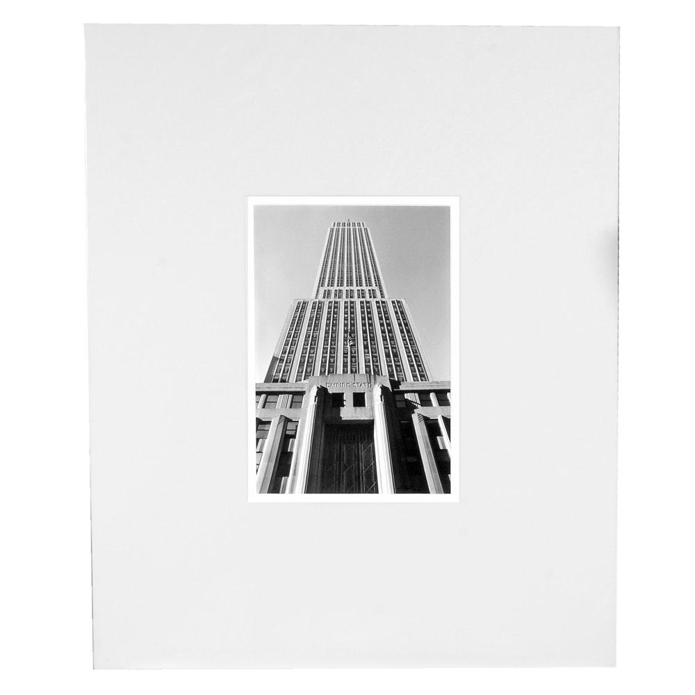 """Laura Denardo Photograph """"Empire State Building"""""""