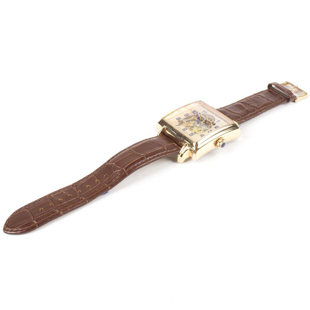Adee Kaye Square Wristwatch