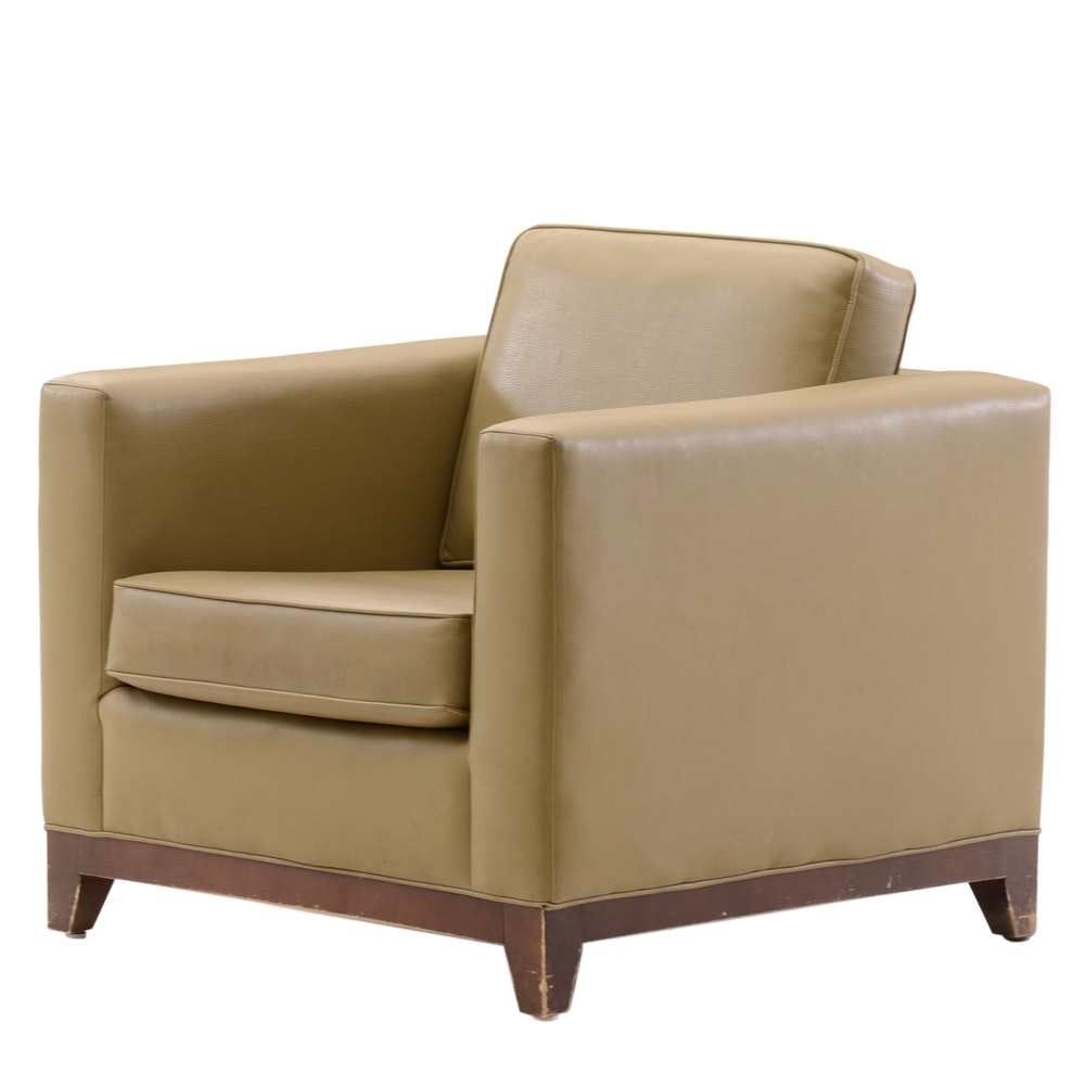 "Contemporary ""Marquis"" Armchair"