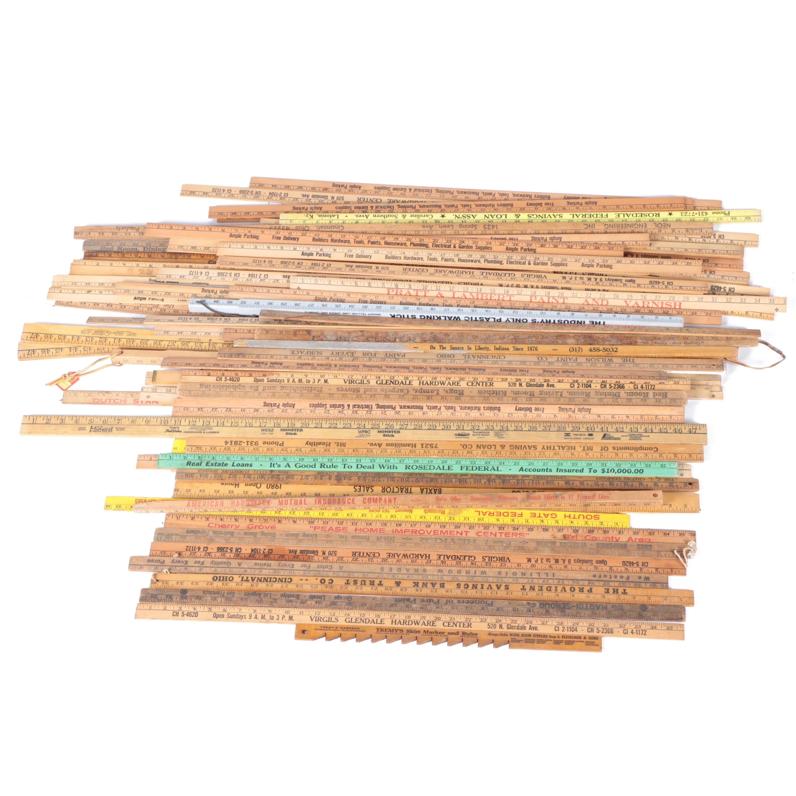 Promotional Yardsticks and Rulers