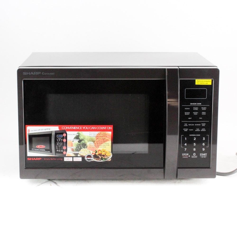 Sharp Carousel Microwave Oven Bestmicrowave