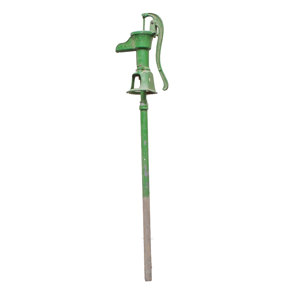 Green Well Pump