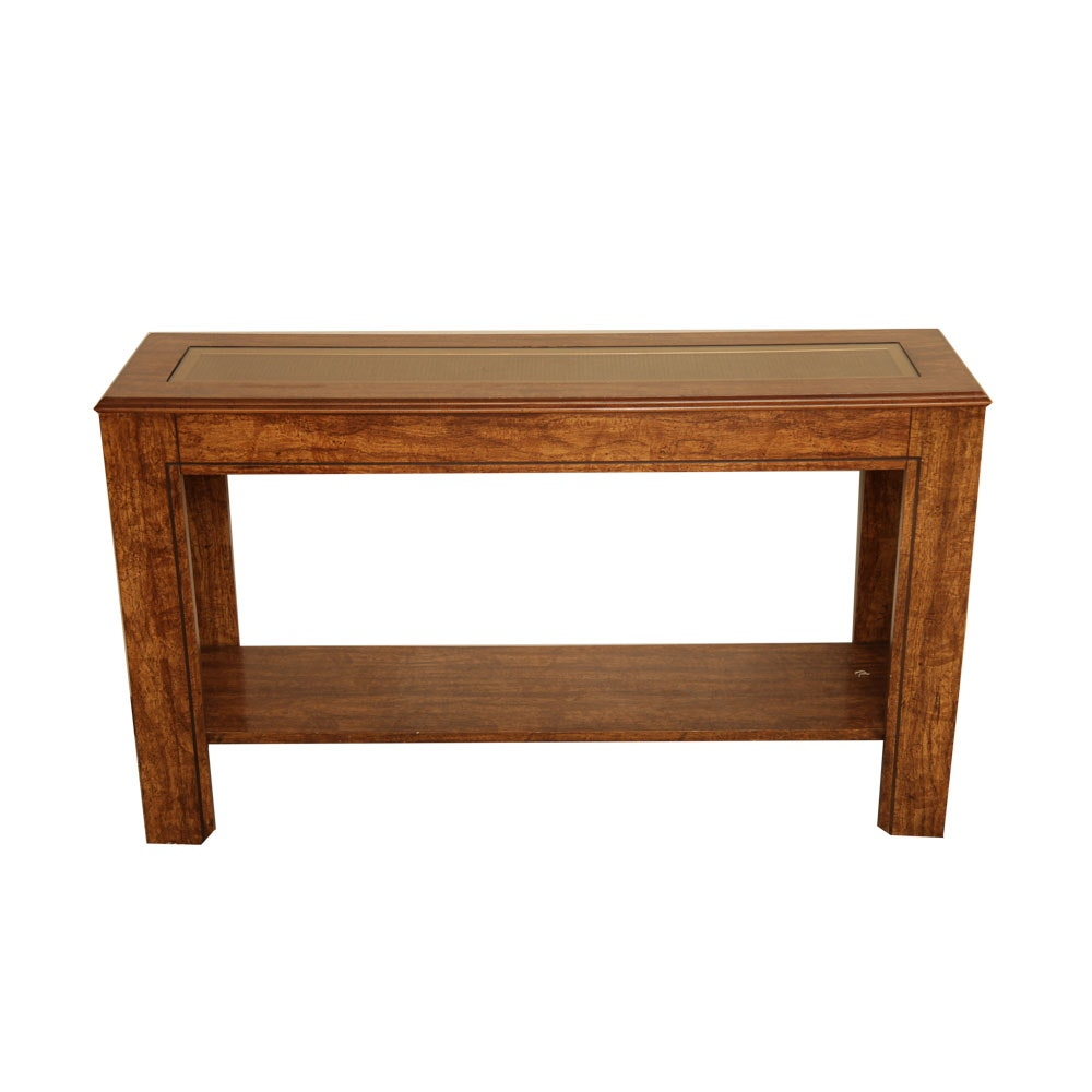 Parson's Style Entry Table
