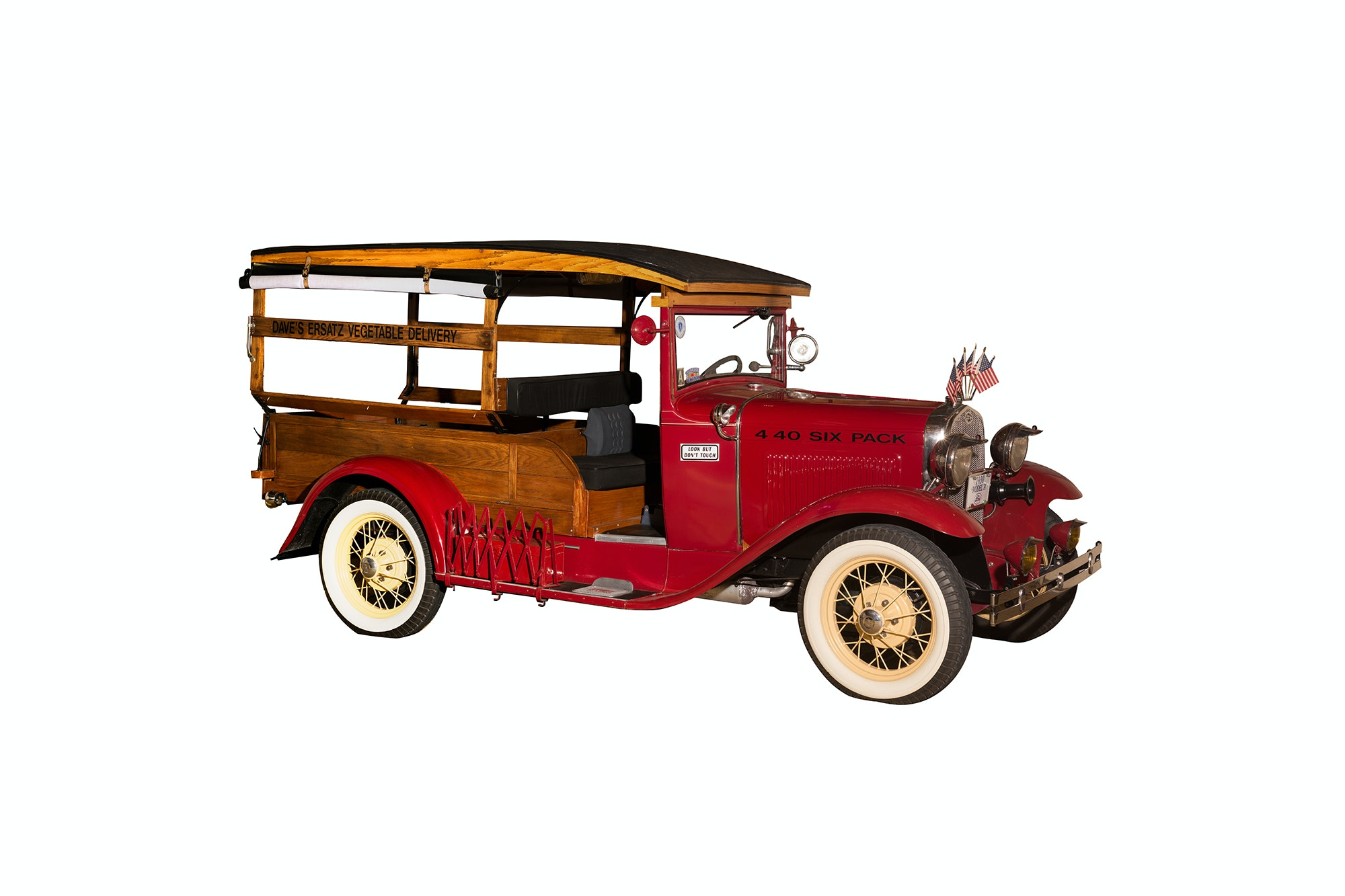 1930 Ford Model A Custom Truck