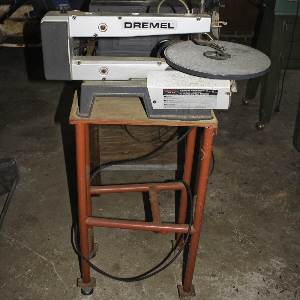 """16"""" Dremel Model 1671 Two Speed Scroll Saw"""