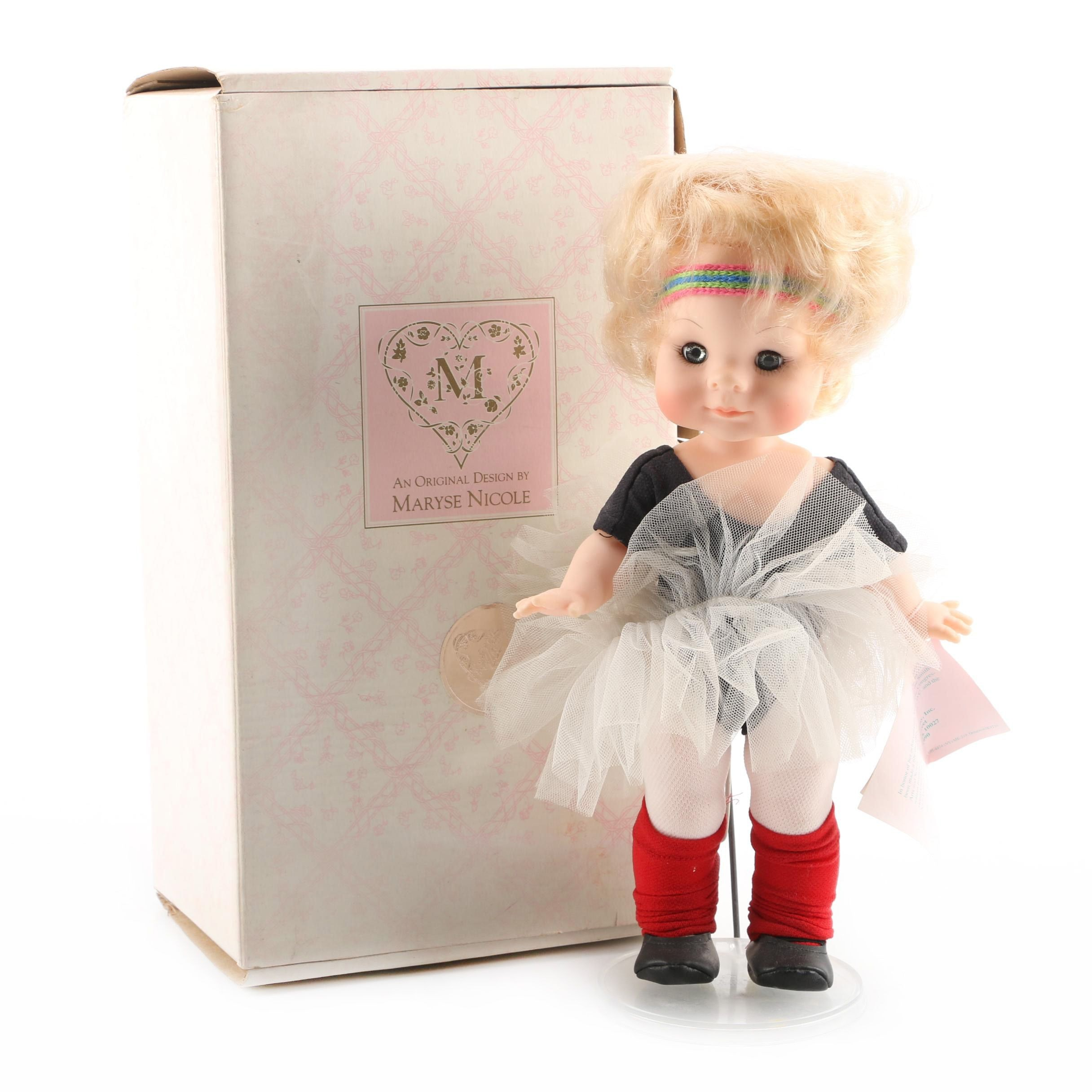 "Vintage Madame Alexander ""Muffin"" Doll by Maryse Nicole"