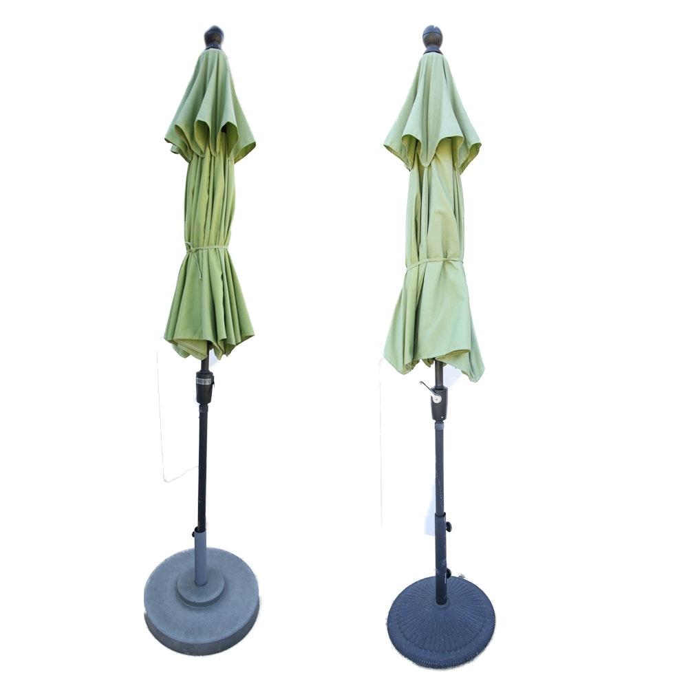 Green Treasure Garden Patio Umbrellas