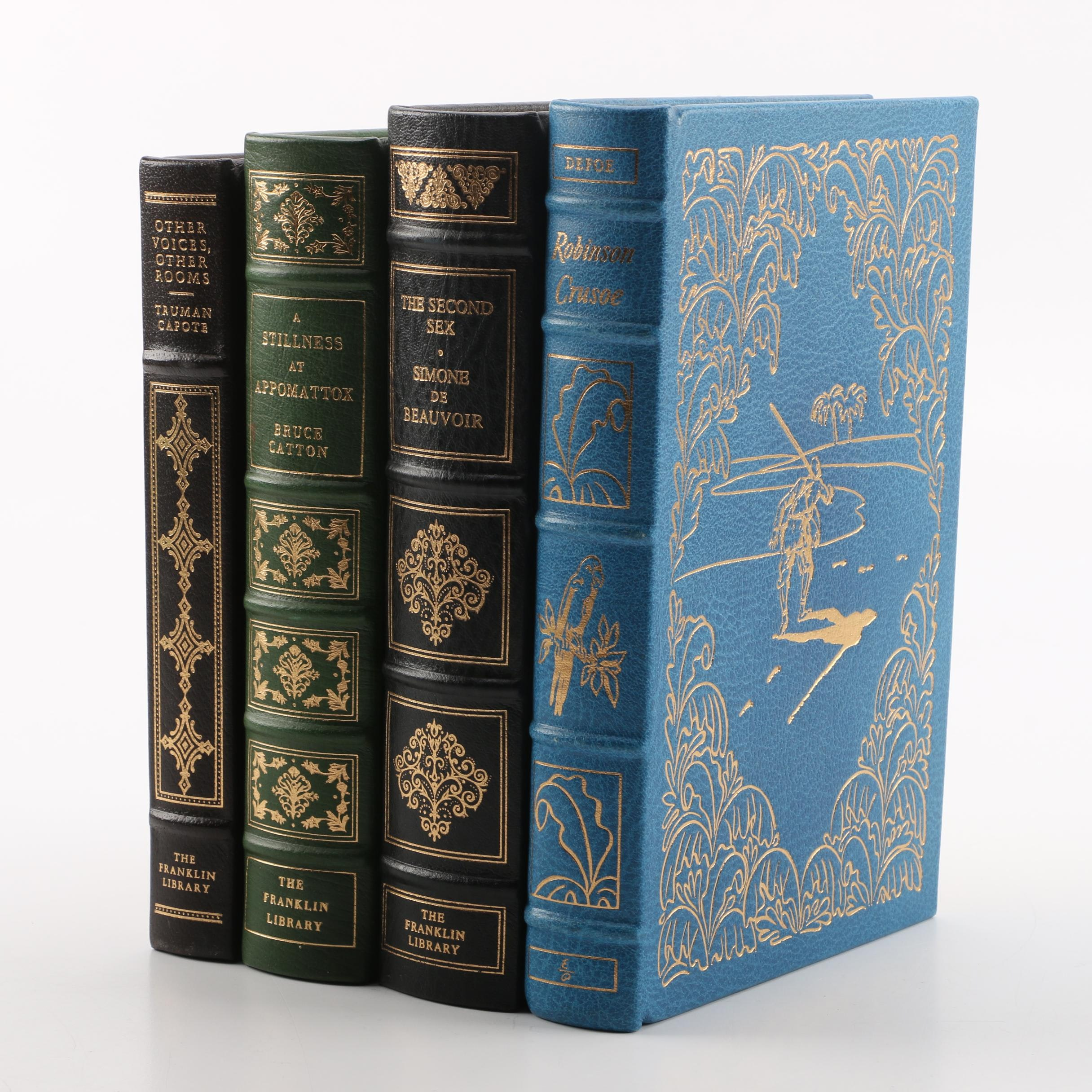 Easton Press and Signed Franklin Library Edition Novels