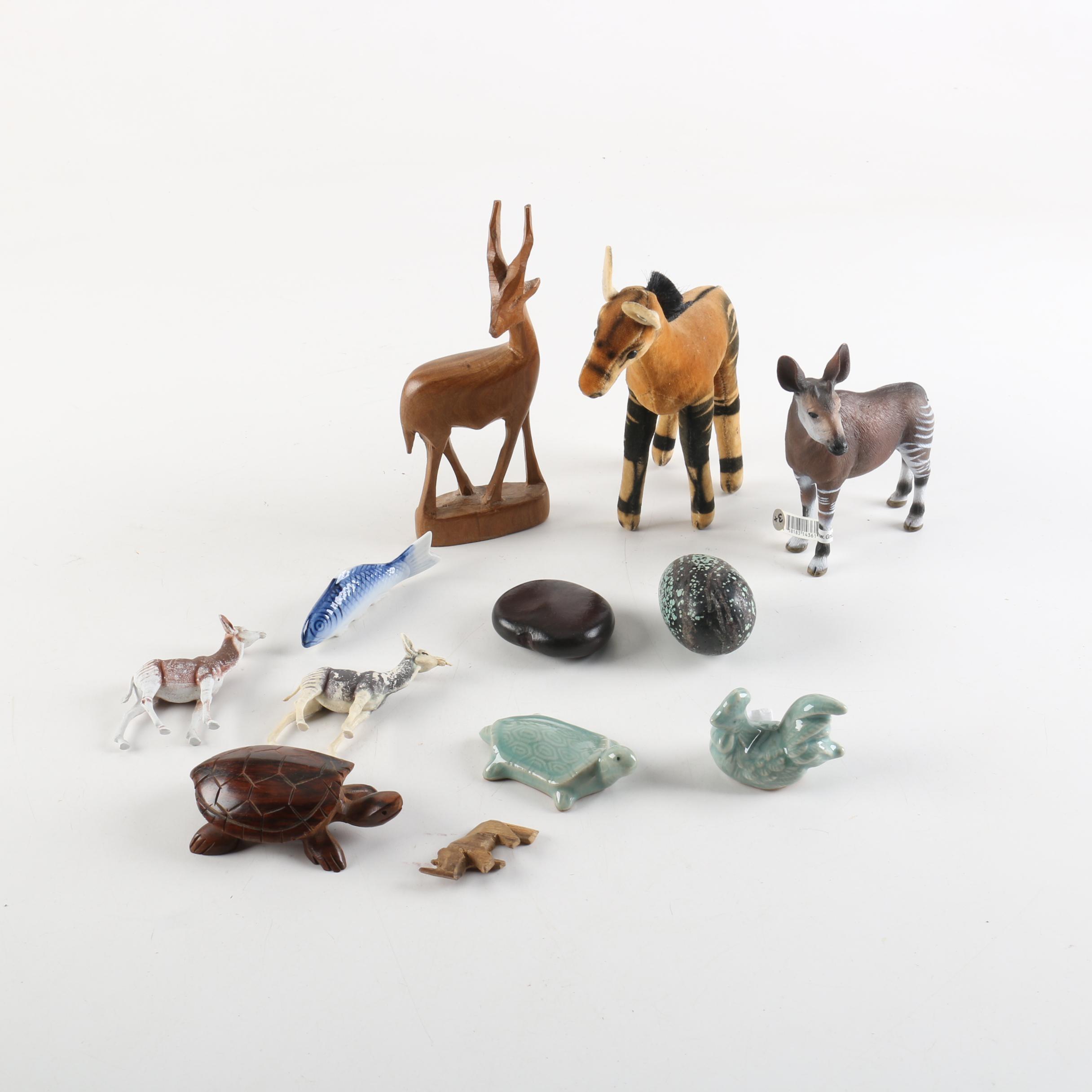 Animal Figurines and Miniatures