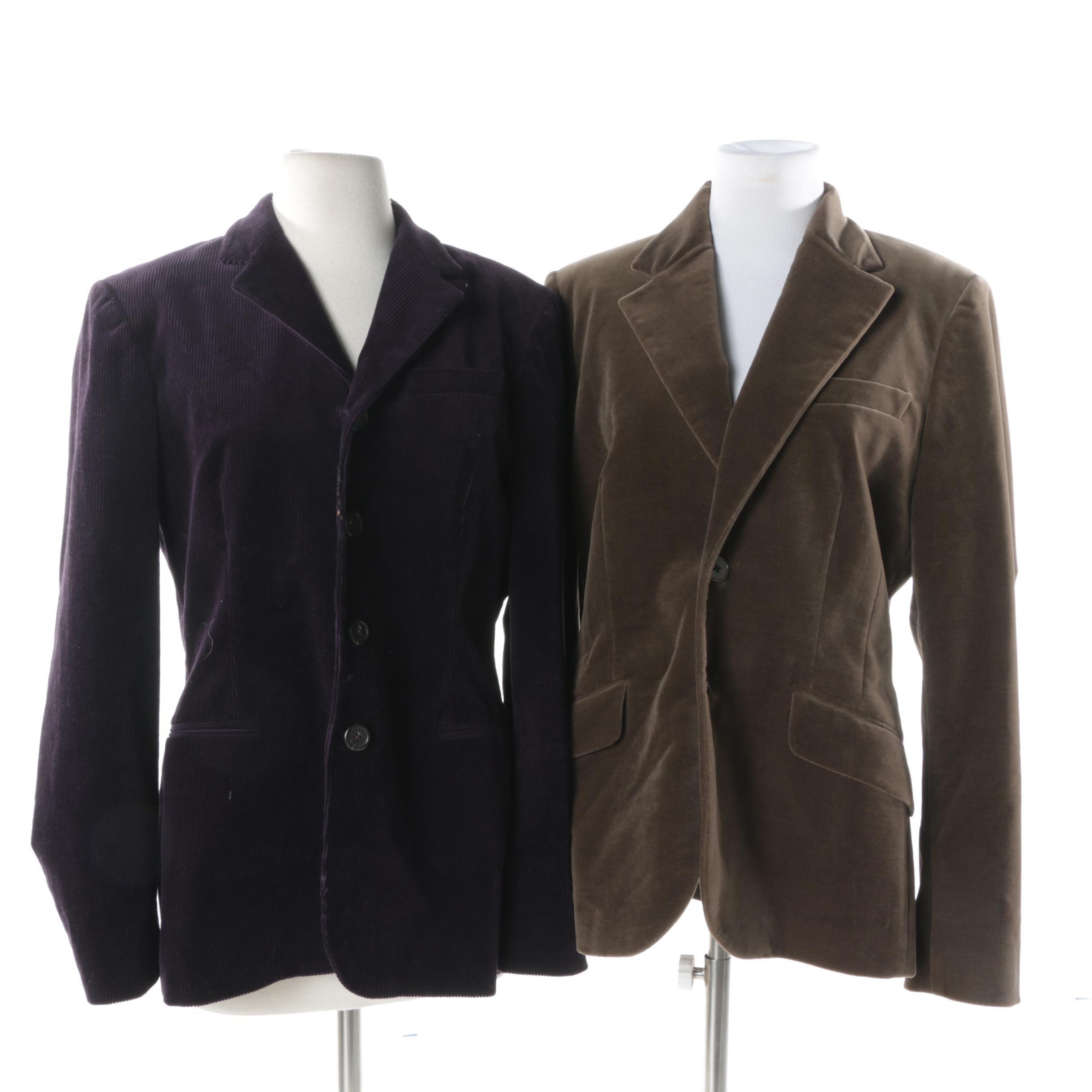 Women's Ralph Lauren Black Label Sport Coats