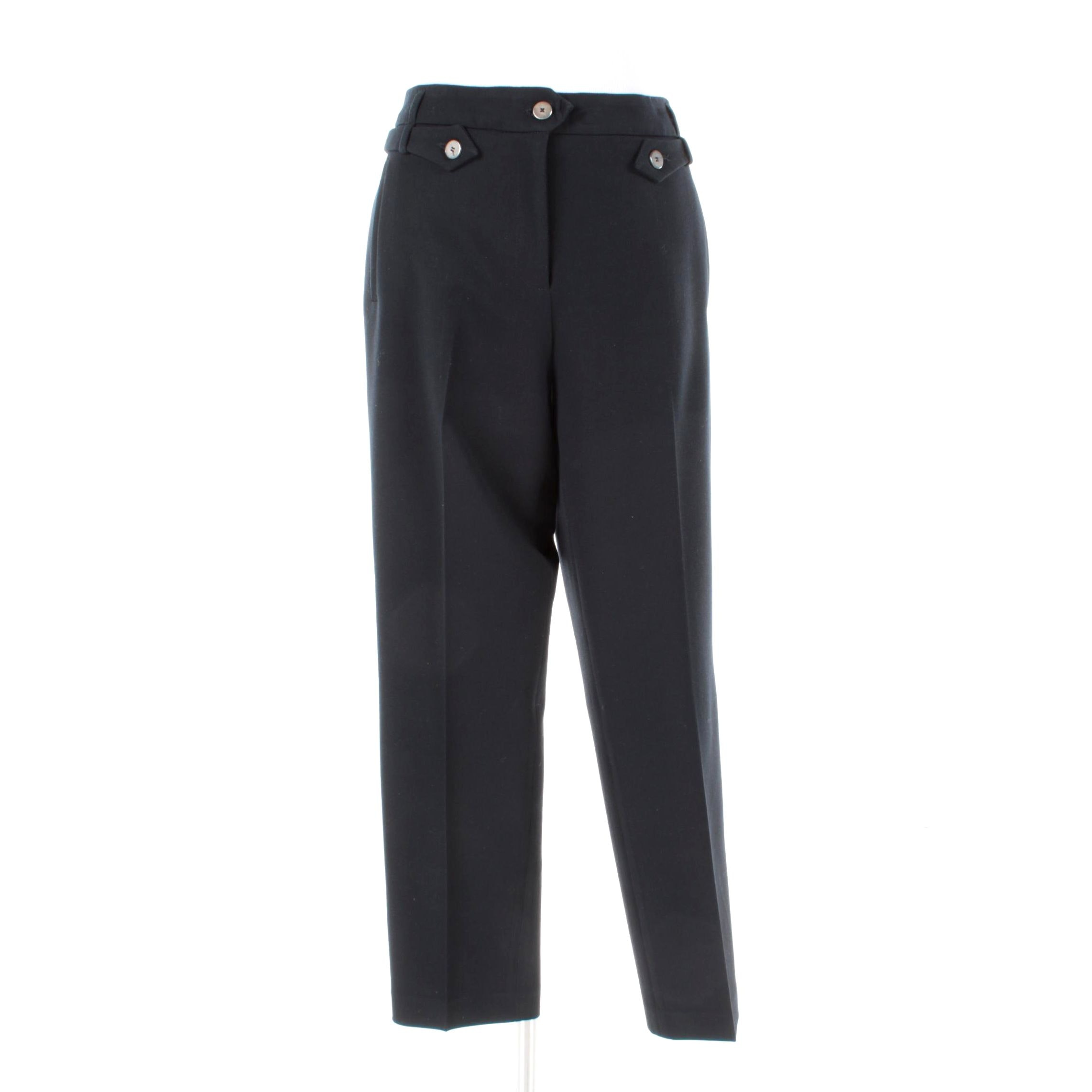 Women's Rodika Black Trousers