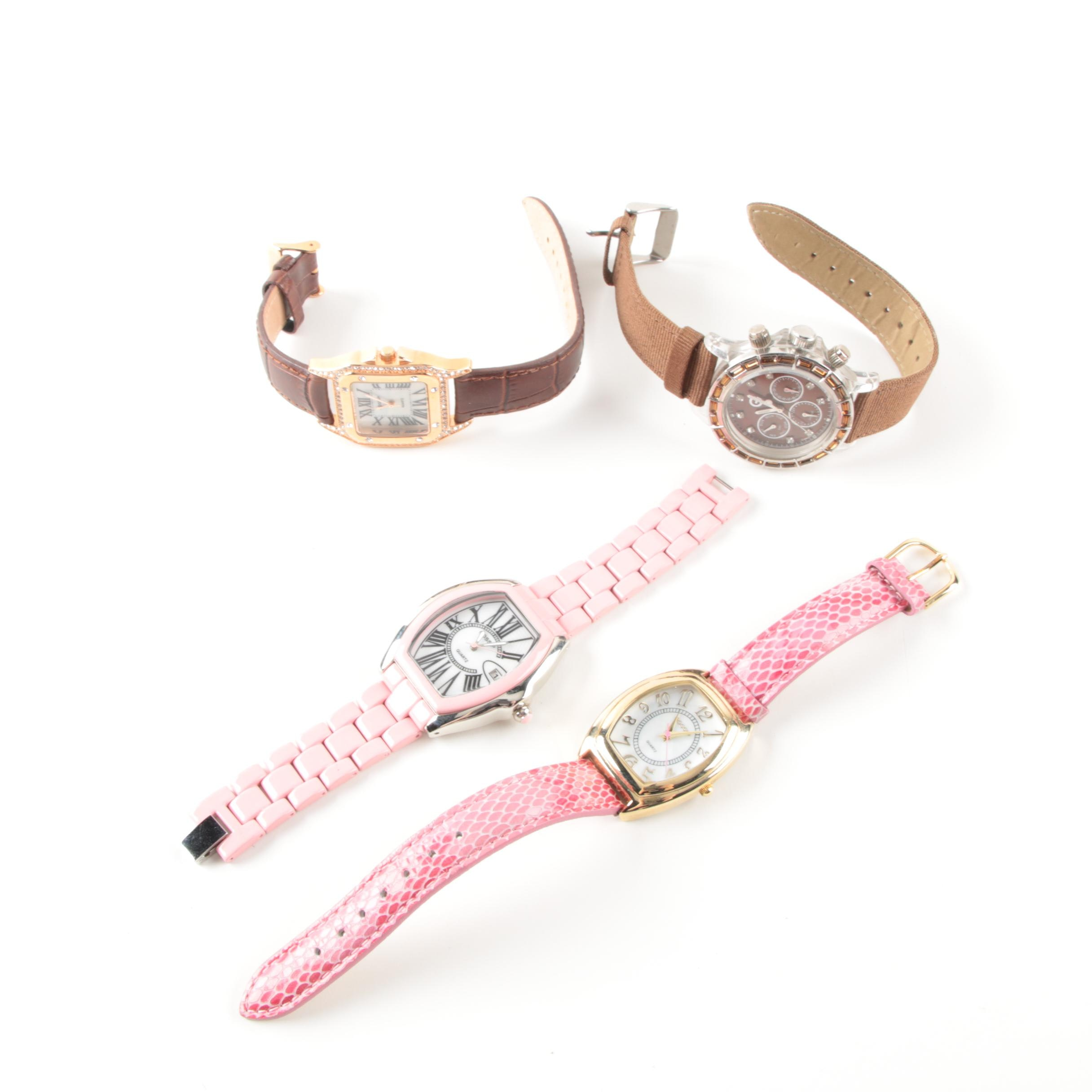 Selection of Gossip Wristwatches