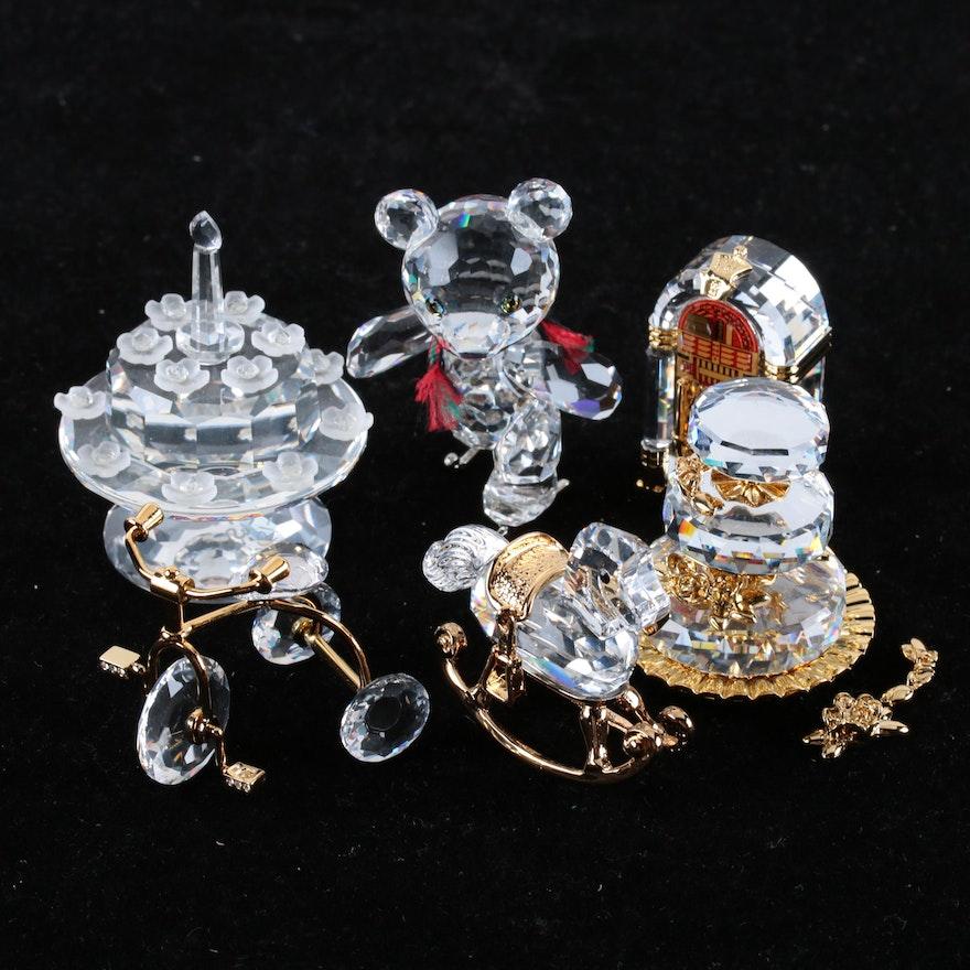 f0cf8aa96 Swarovski Crystal Figurines : EBTH