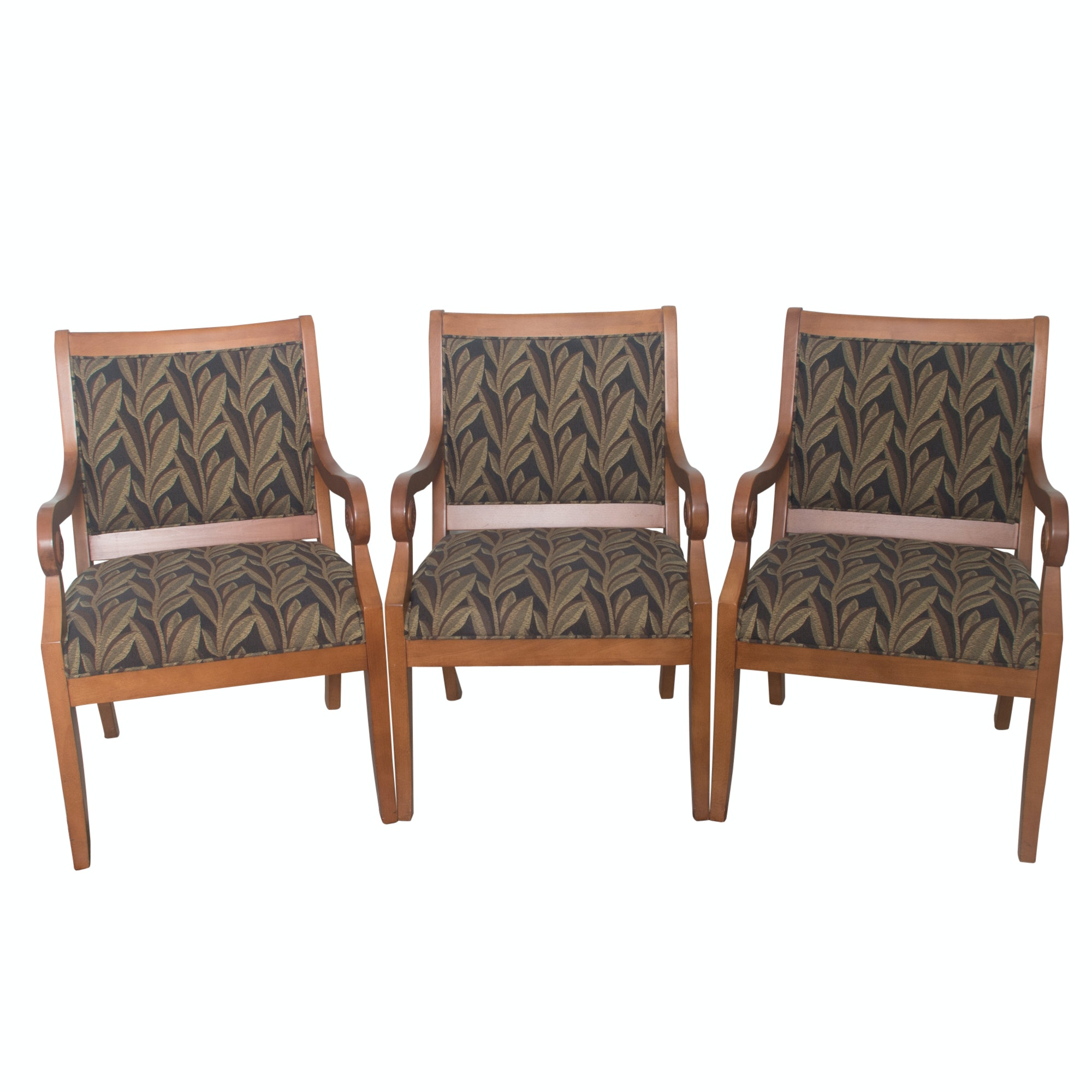 Set of Contemporary Armchairs