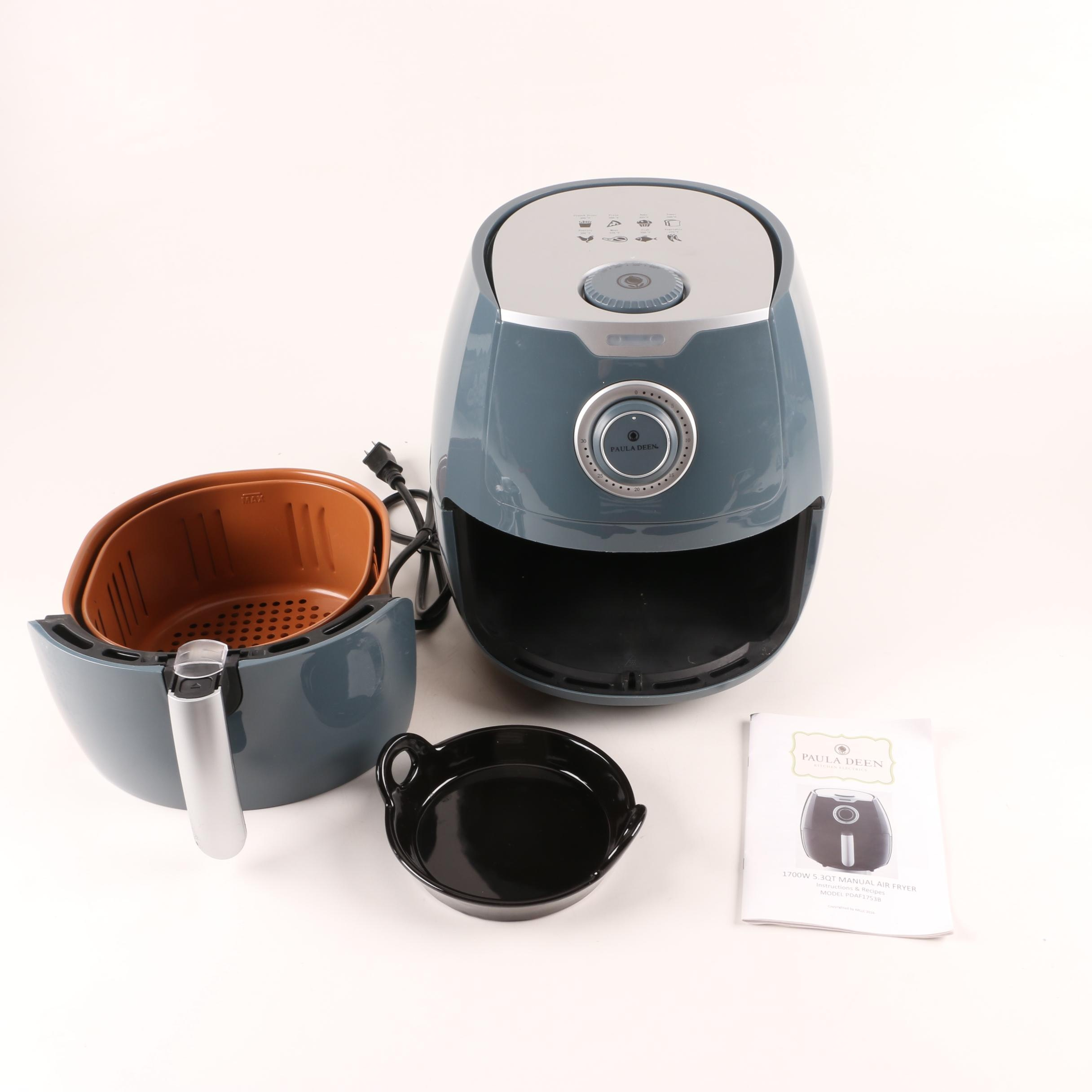 Paula Deen Small Kitchen Appliances