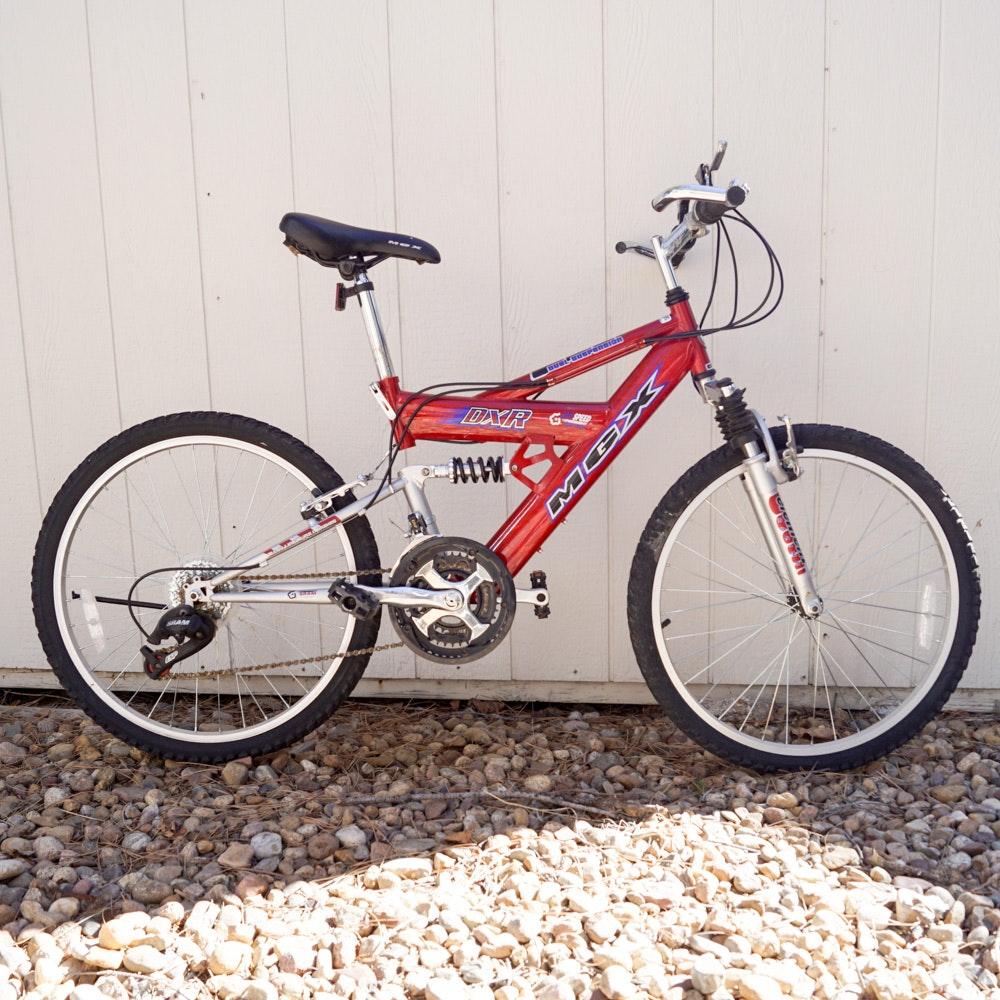 Mongoose Dxr 21 Speed Mountain Bike Ebth