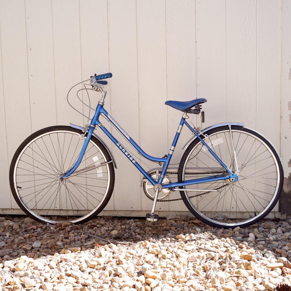 Vintage Schwinn Collegiate 3 Road Bicycle
