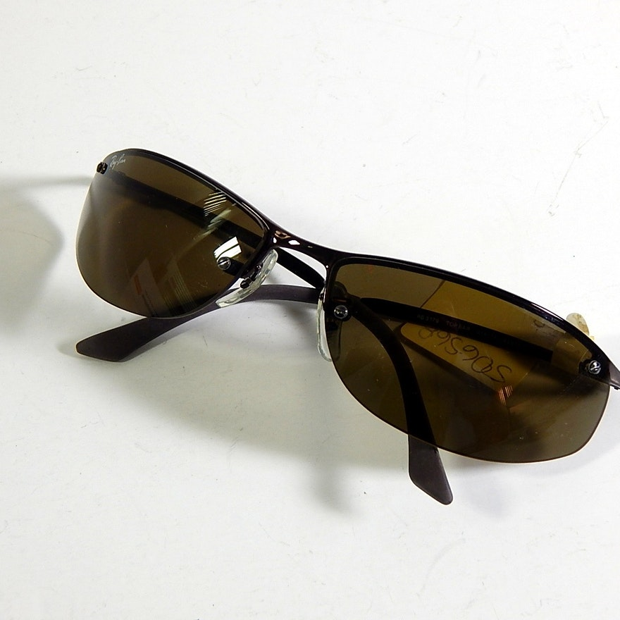 195896d0d1878 Ray Ban Sunglasses - RB3179   EBTH