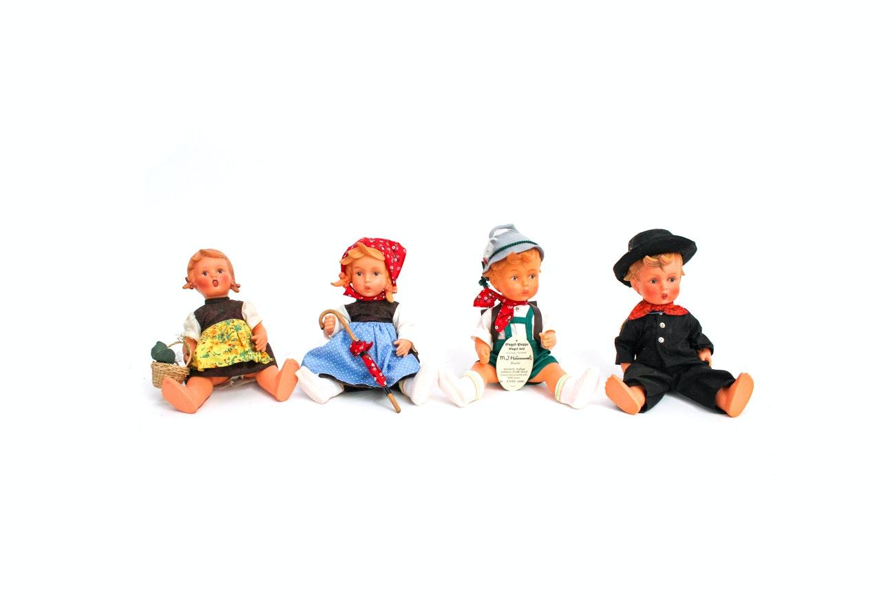 Limited Edition Hummel Dolls