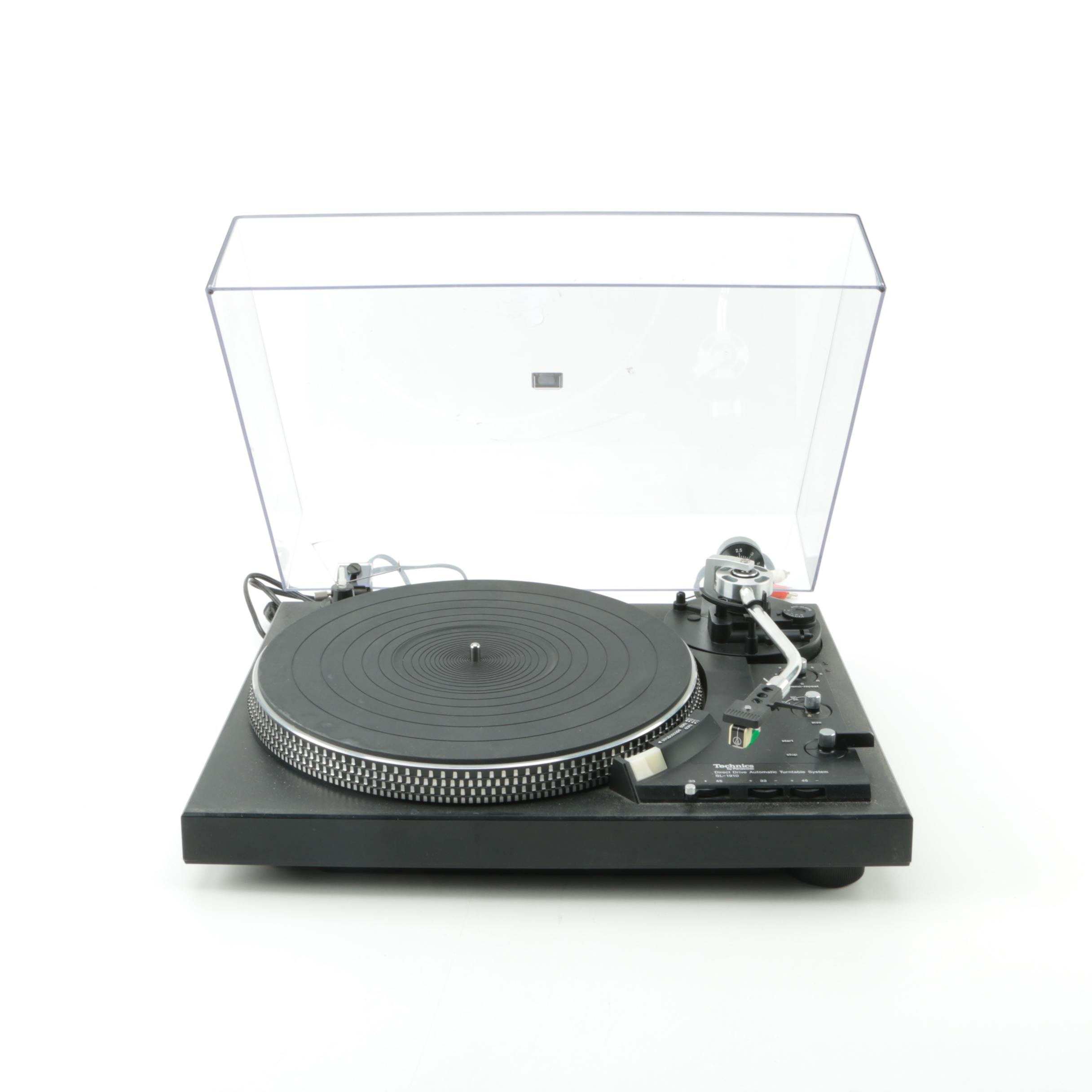 Technics SL-1910 Turntable