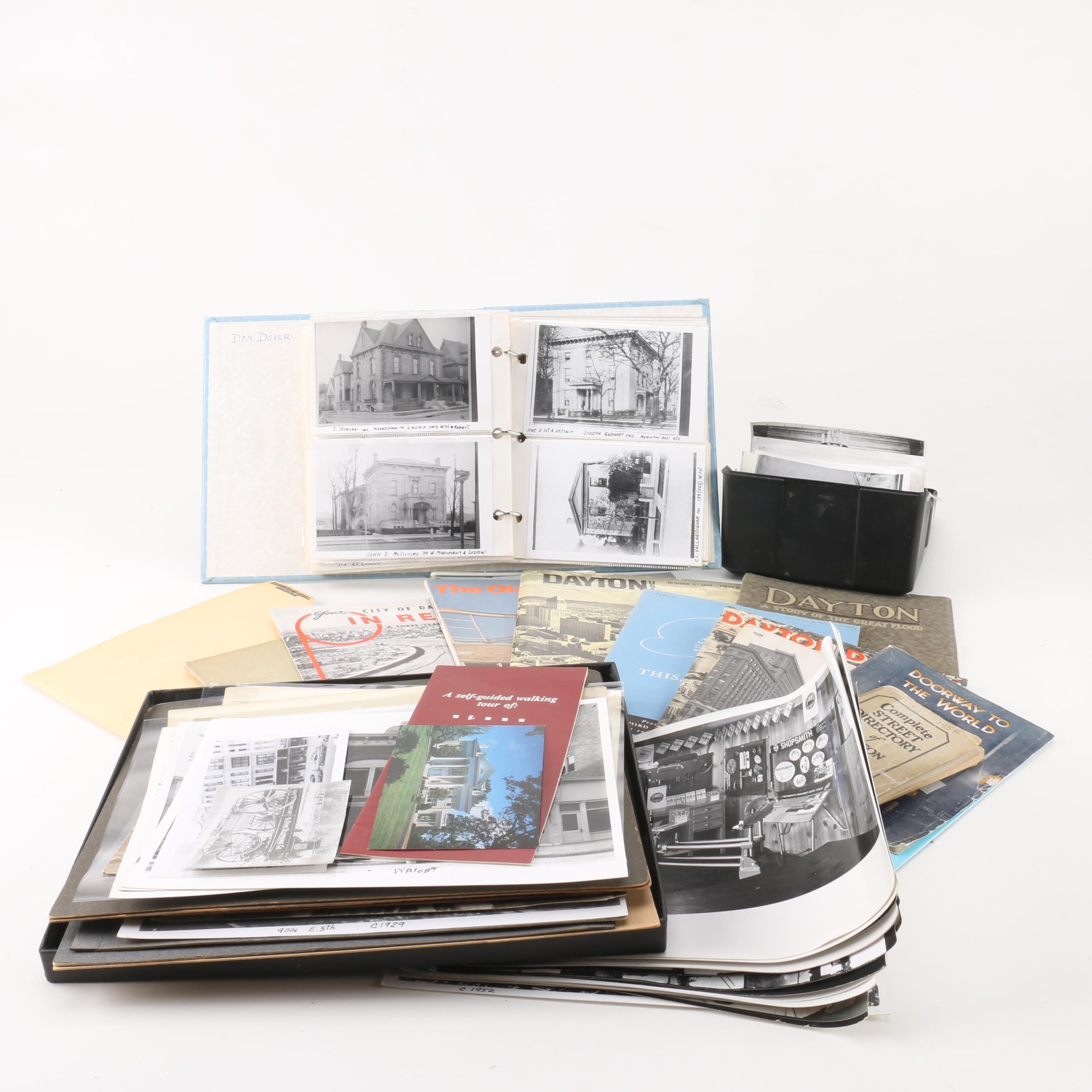 Dayton, Ohio Related Photographs and Paper Ephemera