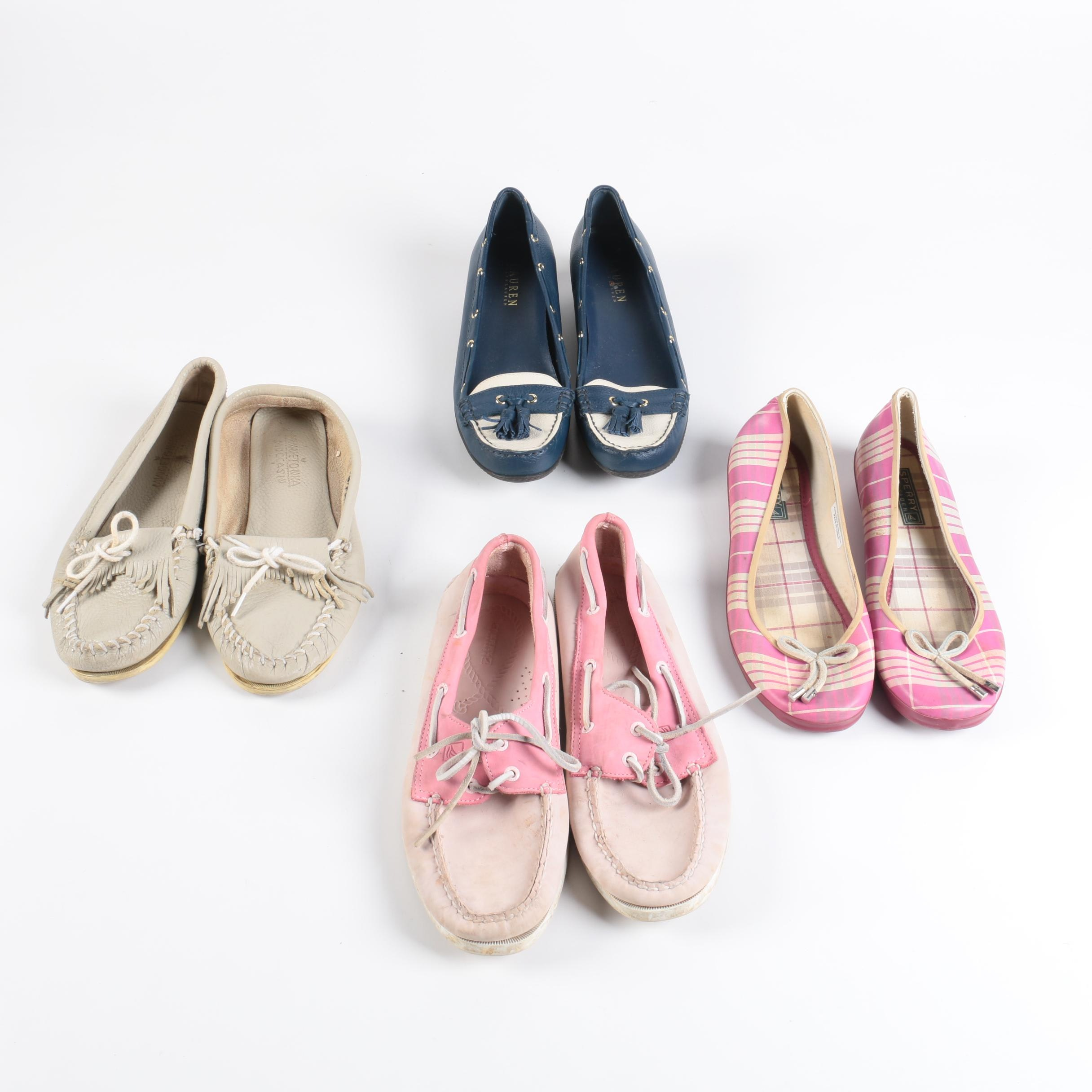 Women's Loafers Including Sperry