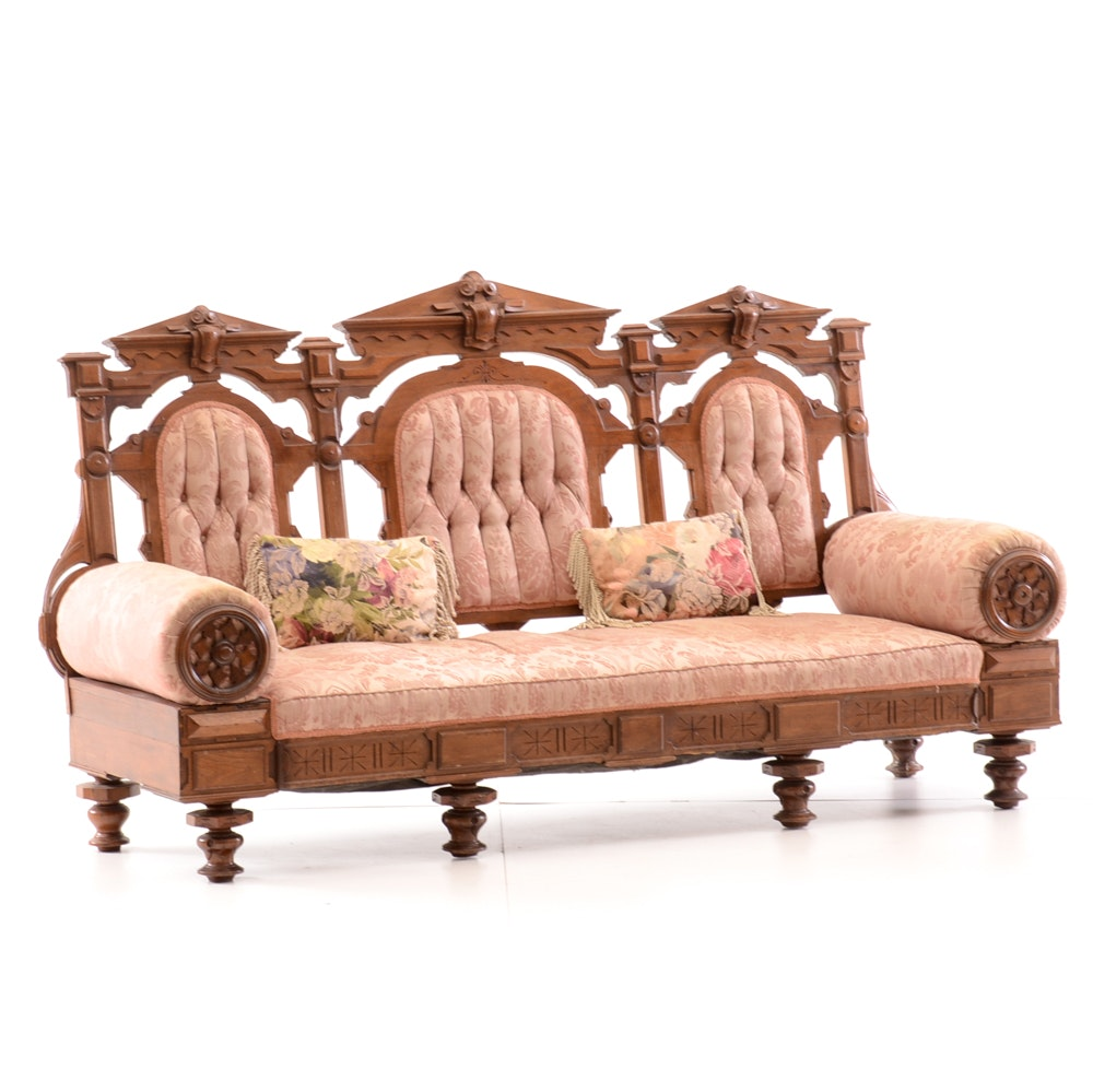 Victorian Sofa ...