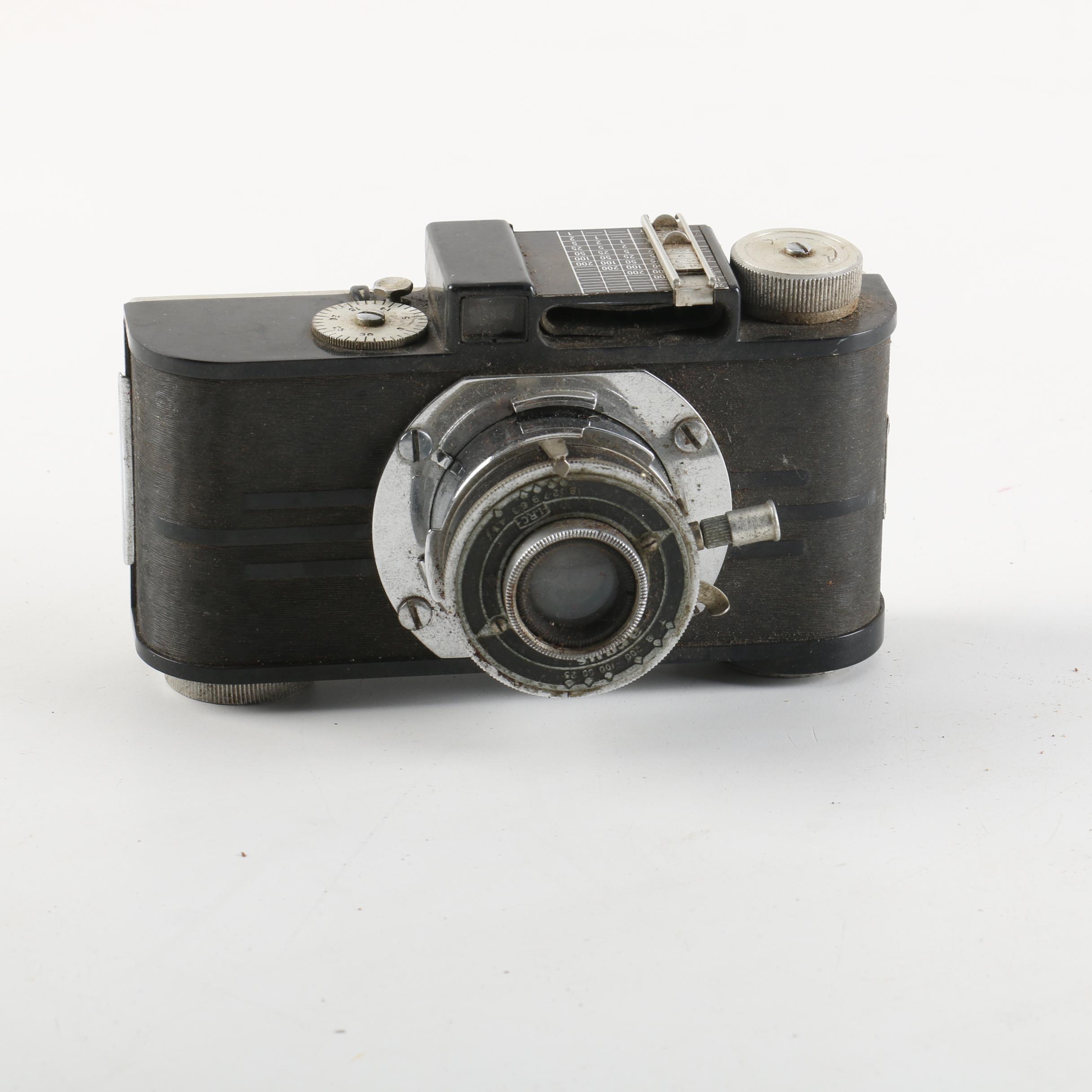 Vintage Argus I.R.C. Still Camera
