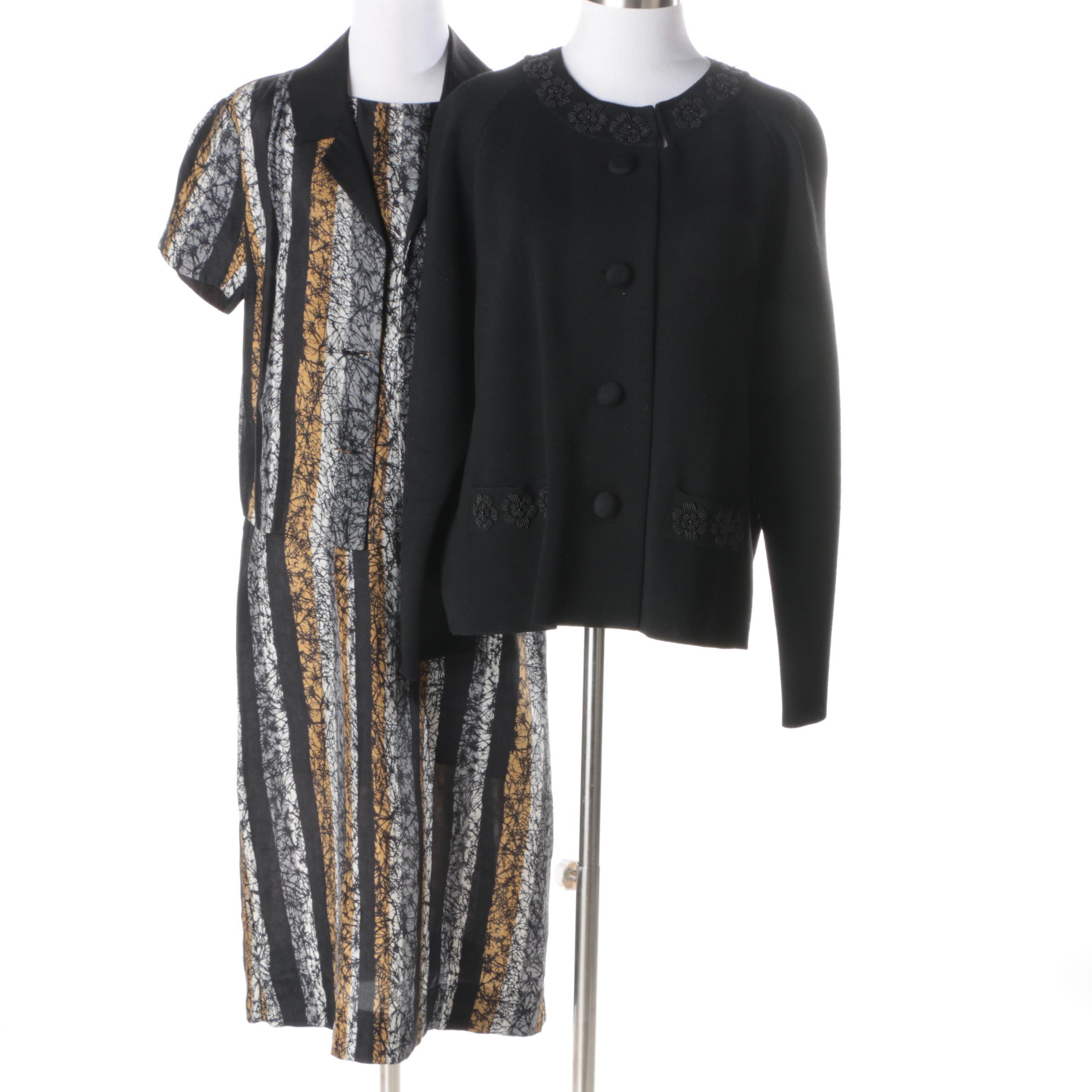 Women's Dress Set and Sweater