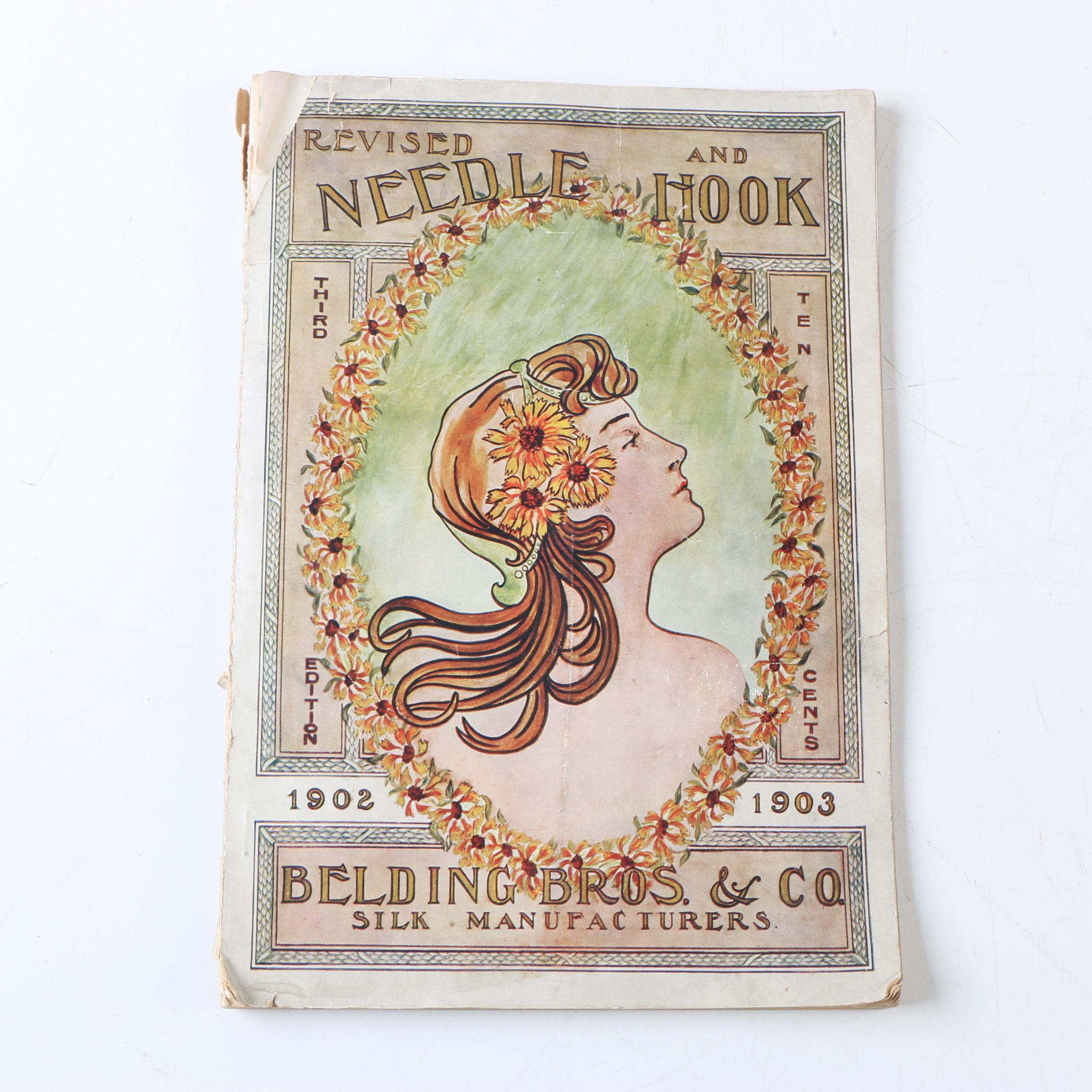 "1902-1903 ""Needle and Hook"" Magazine of Belding Bros. & Co"