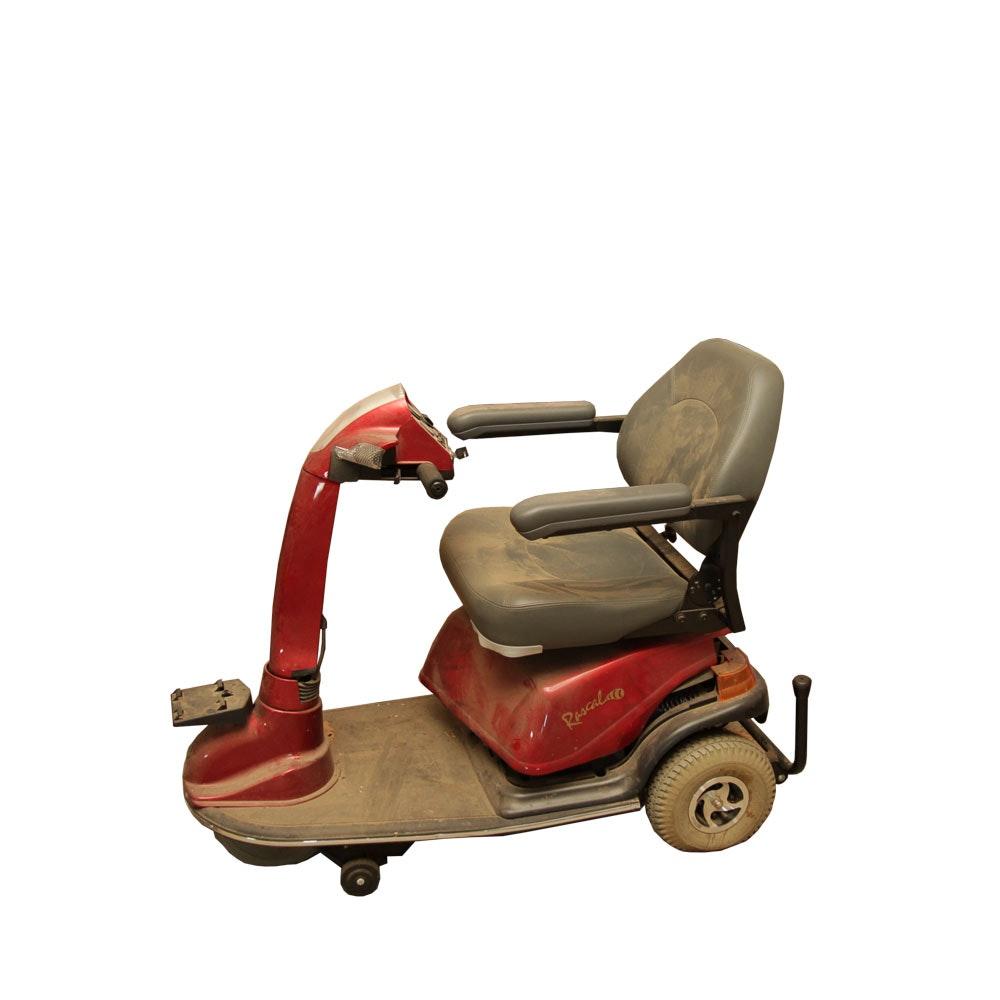 Rascal 600T Power Wheelchair