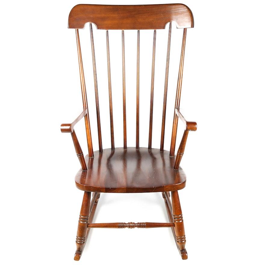Astounding Vintage Pennsylvania House Rocking Chair Machost Co Dining Chair Design Ideas Machostcouk