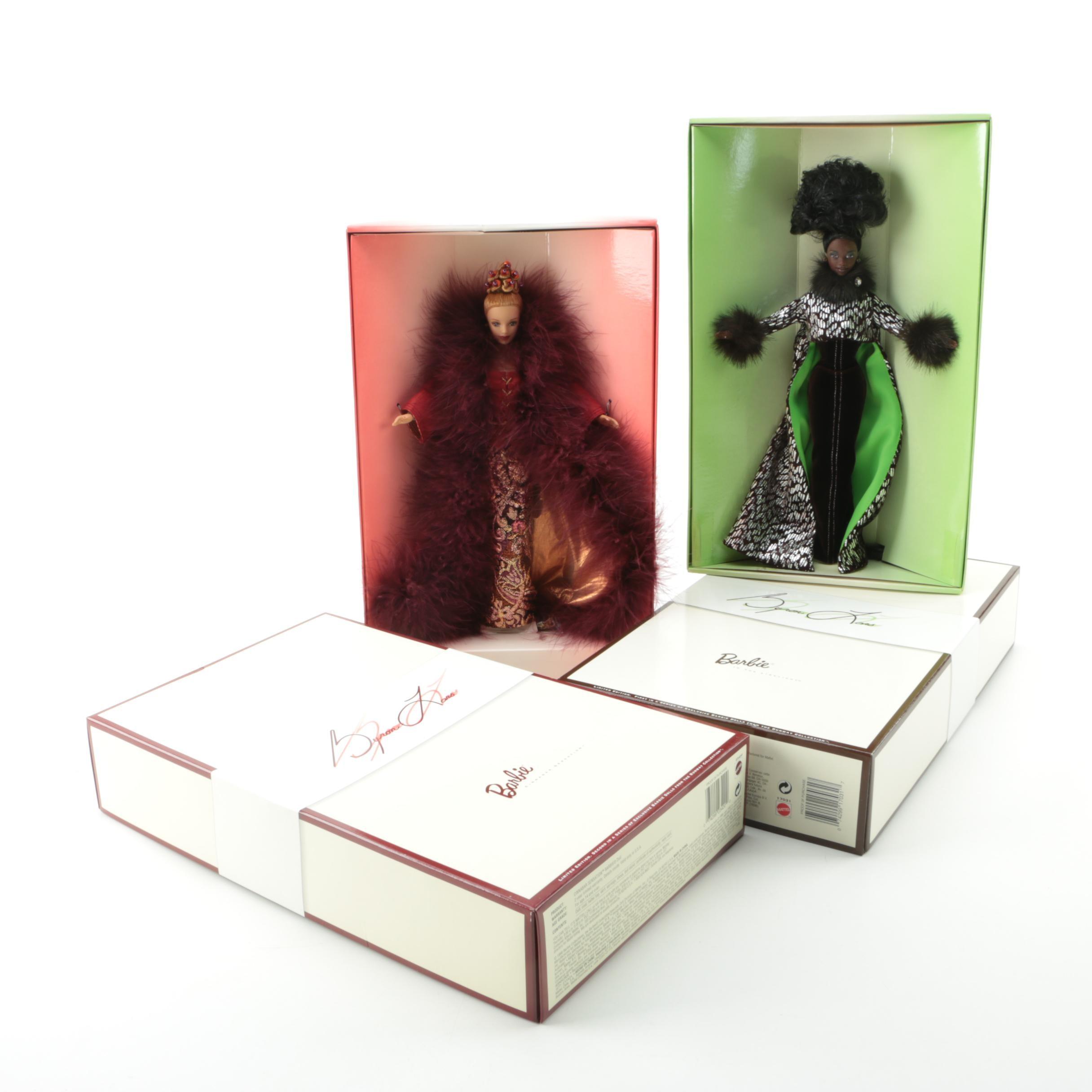 "Mattel ""Barbie in the Limelight"" Dolls by Byron Lars"