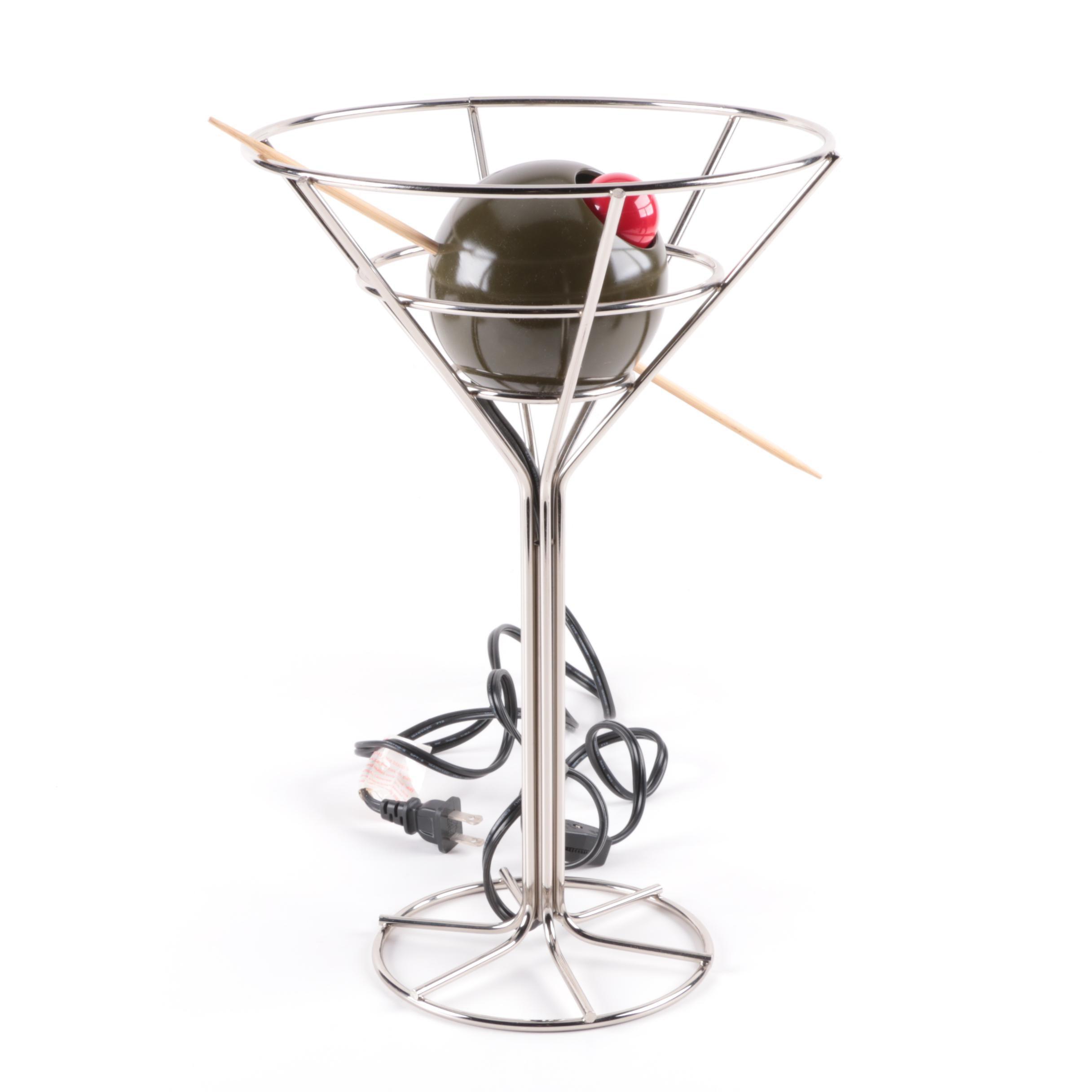 David Krys Martini Accent Lamp