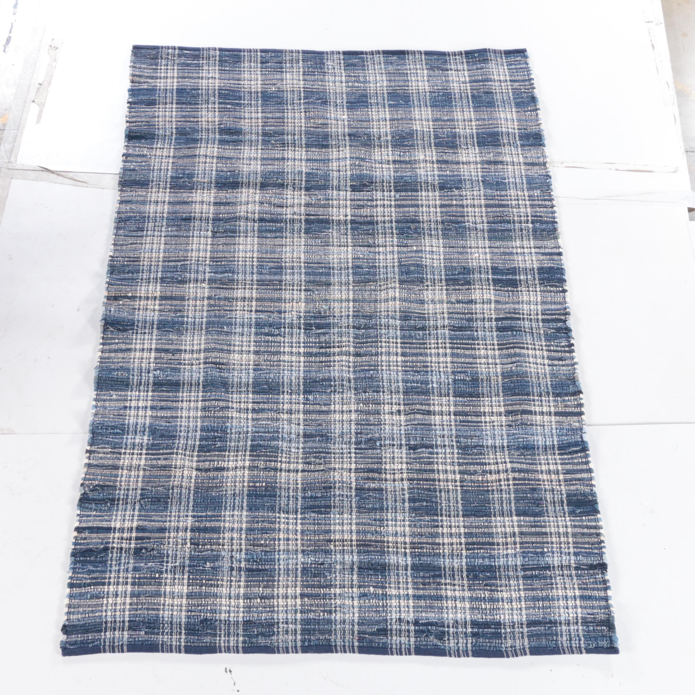 Dash & Albert Handwoven Cotton Rug