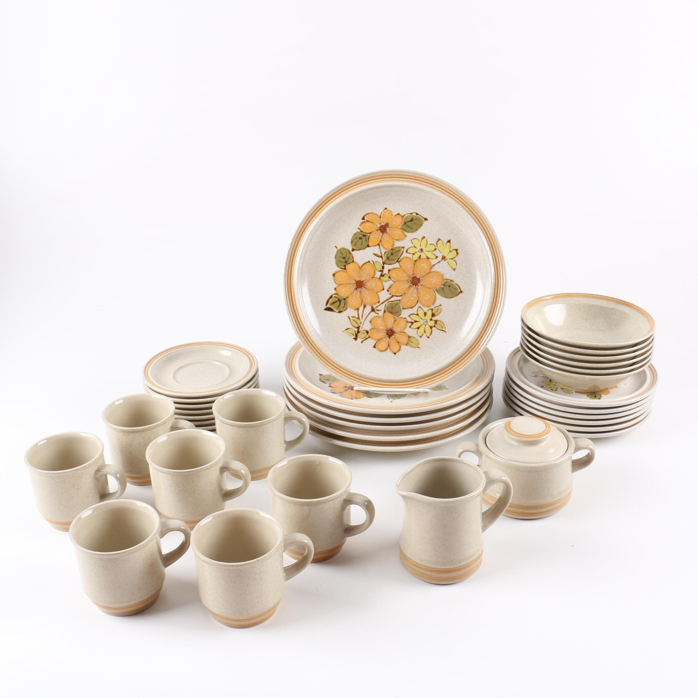 "Kilncraft ""Peko"" Stoneware by International China"