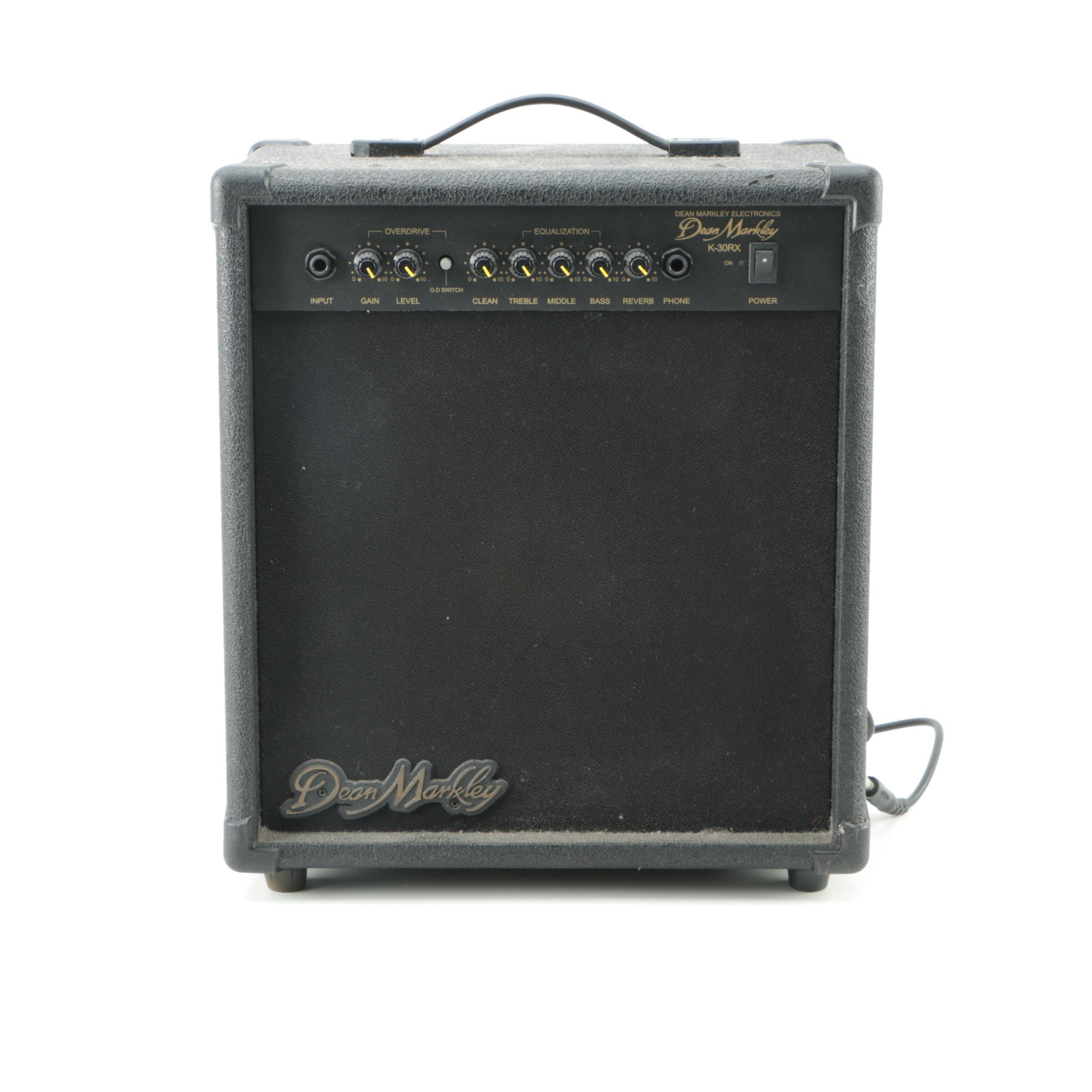 Dean Markley K-30RX Guitar Amp