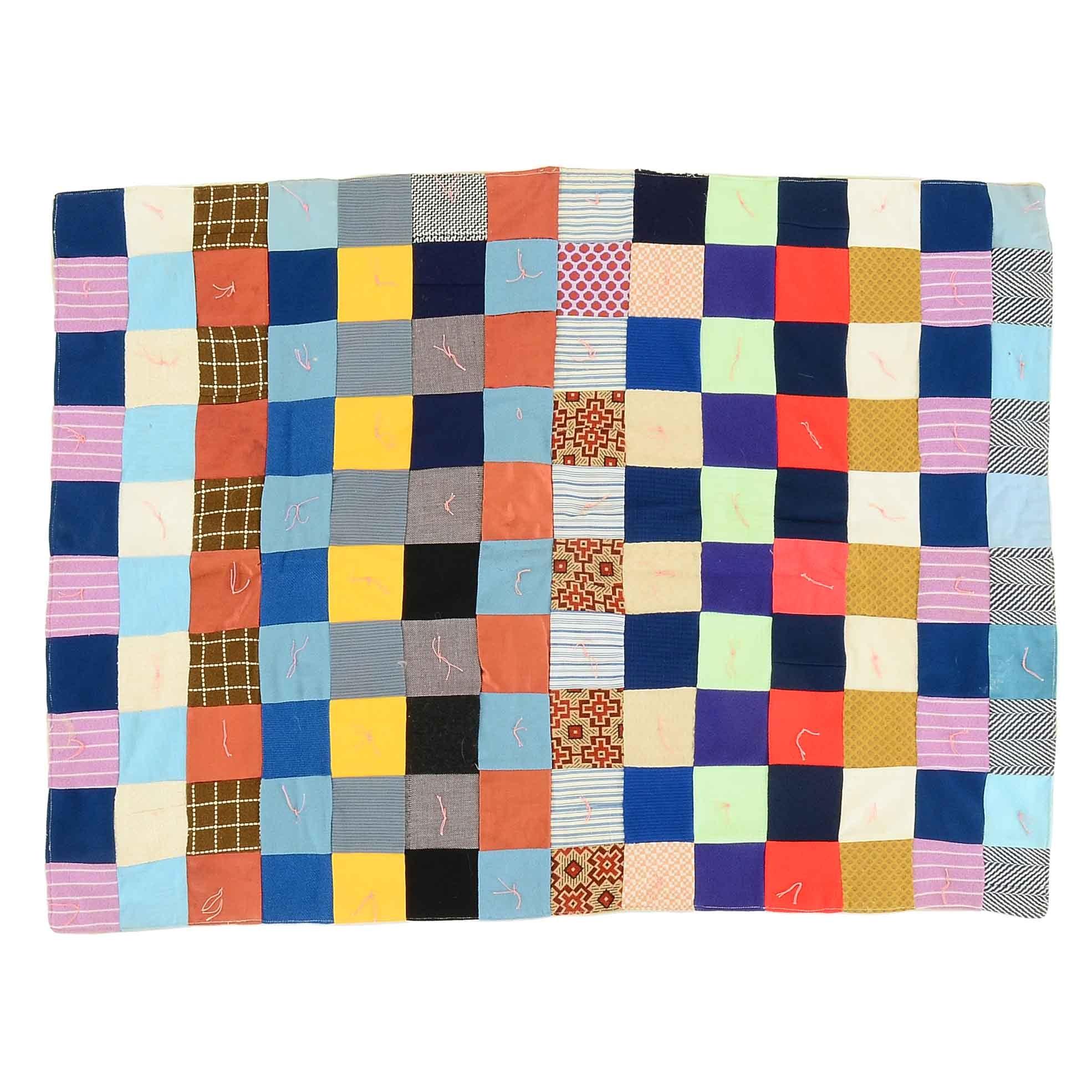 Handmade Crib Quilt