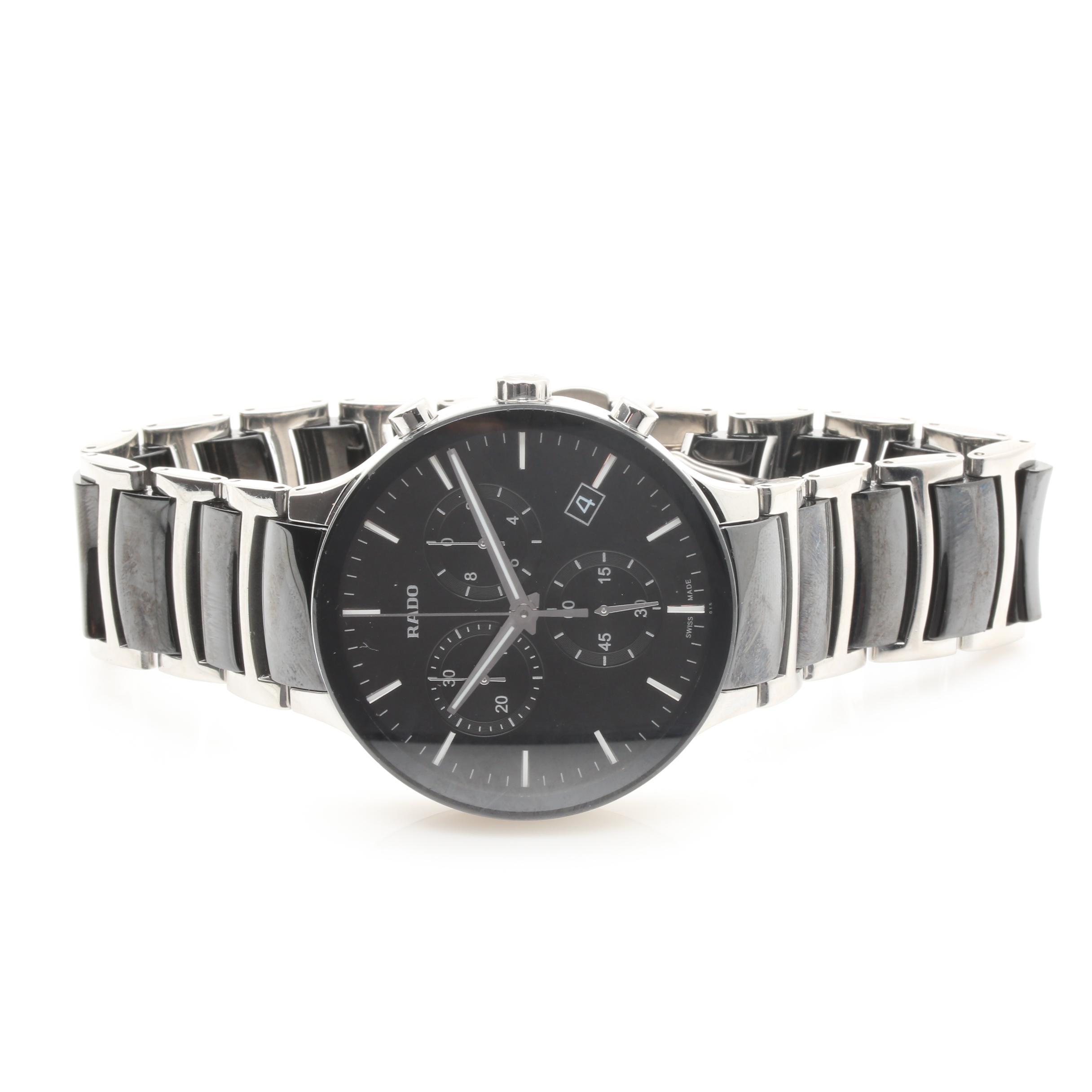 Rado Chronograph Wristwatch
