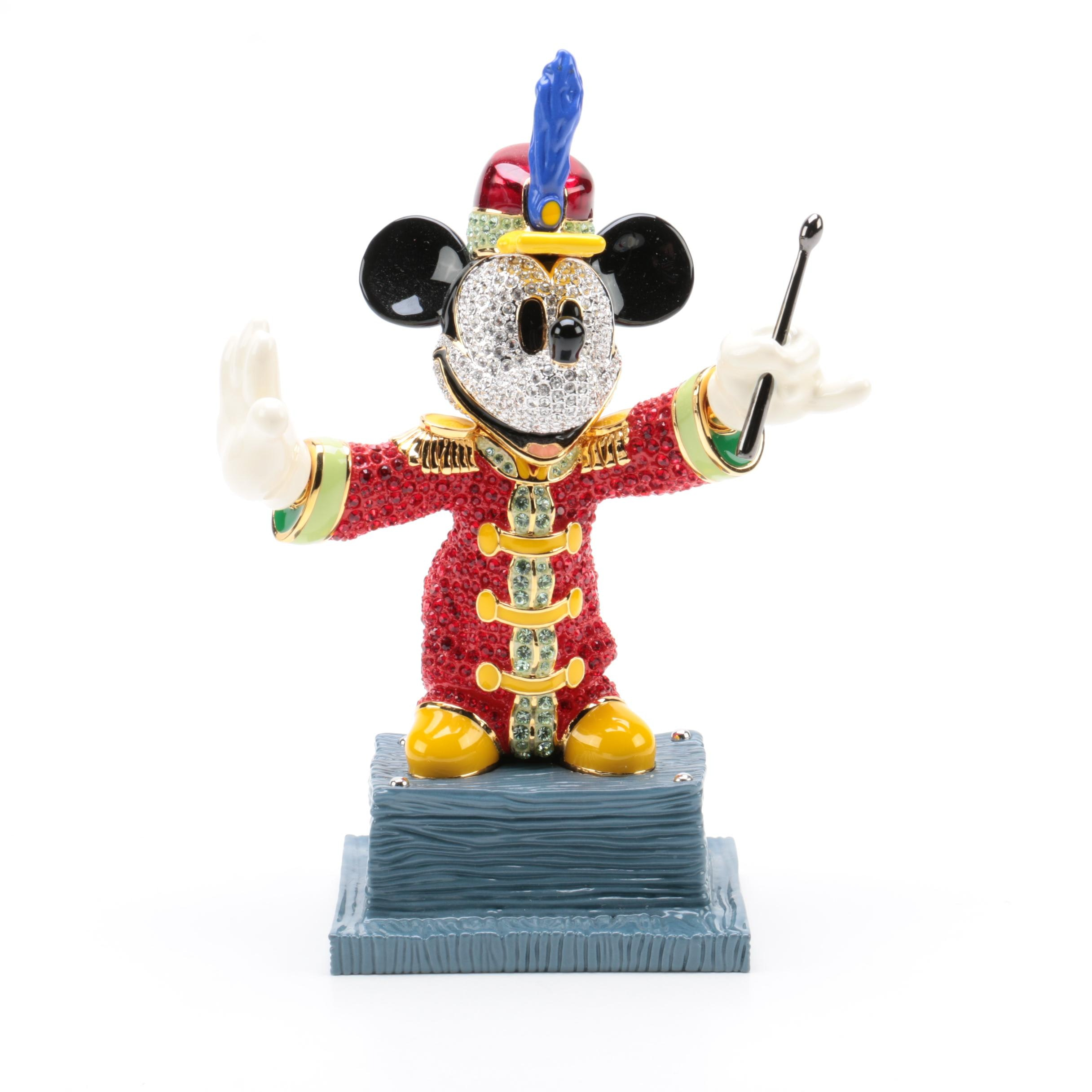 Mickey Mouse Figurine by Arribas Bros.