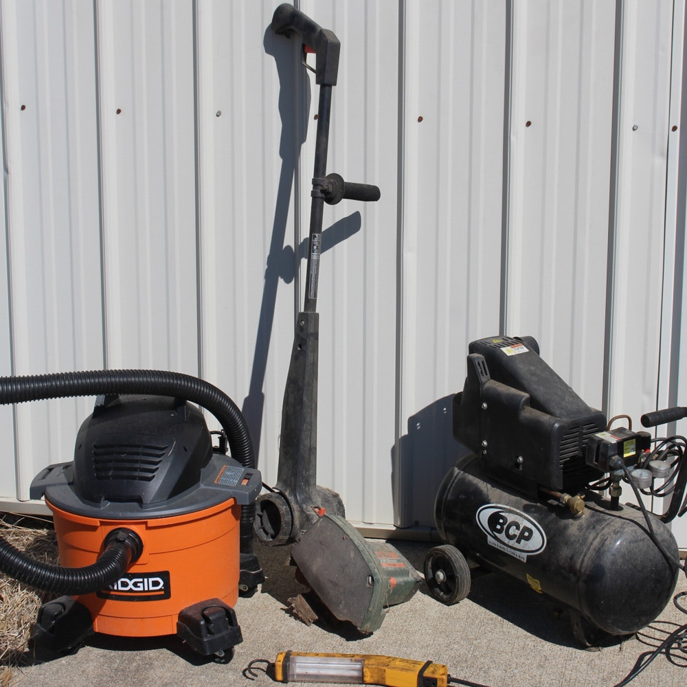 Outdoor Maintenance Tools