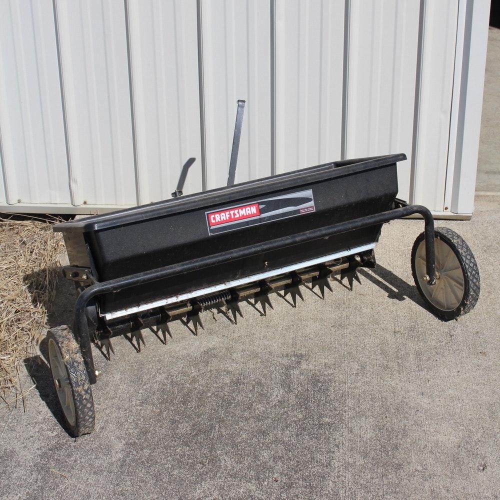 Craftsman Seeder Aerator