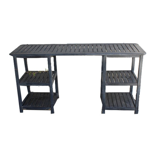 Wooden Outdoor Console Table