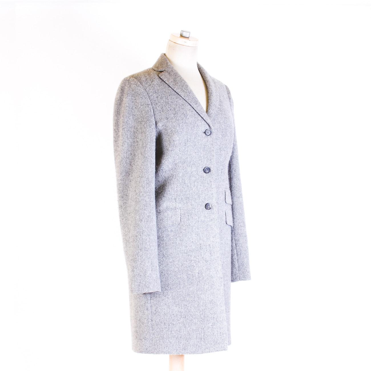 Piazza Sempione Wool Blend Coat