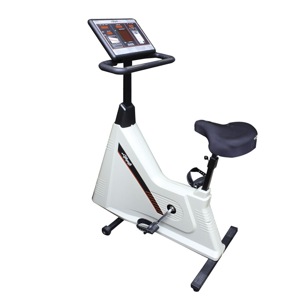 Life Fitness Lifecycle Heart Rate Recumbent Bike
