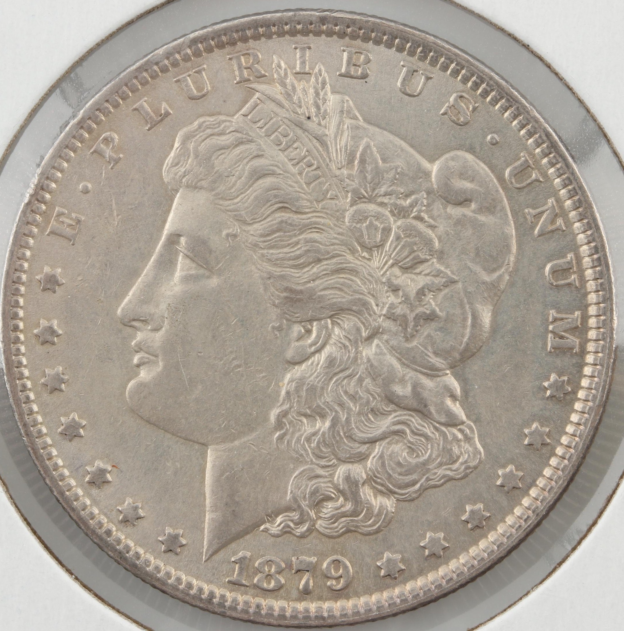 1879 Silver Morgan Dollar