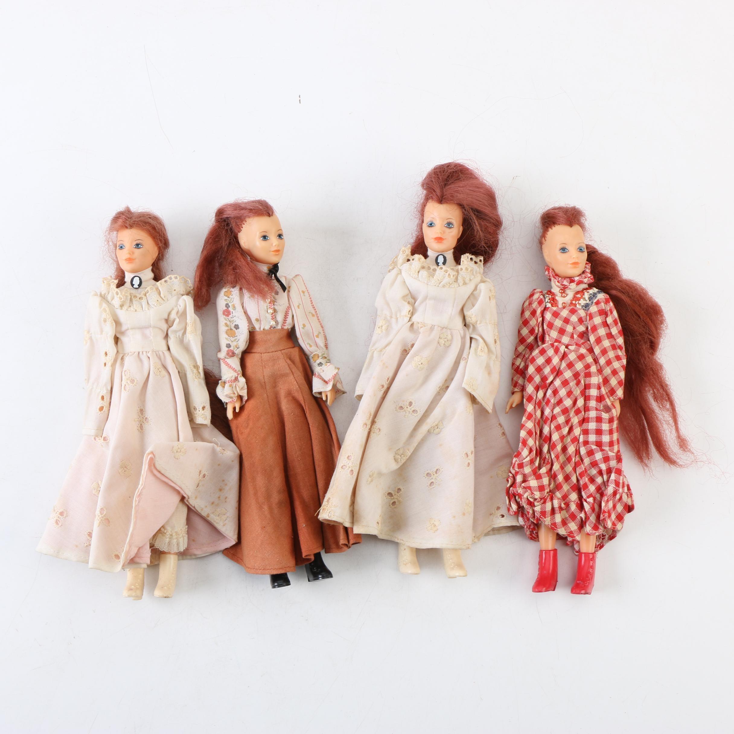 "1970s Ideal ""Jody"" Fashion Dolls"